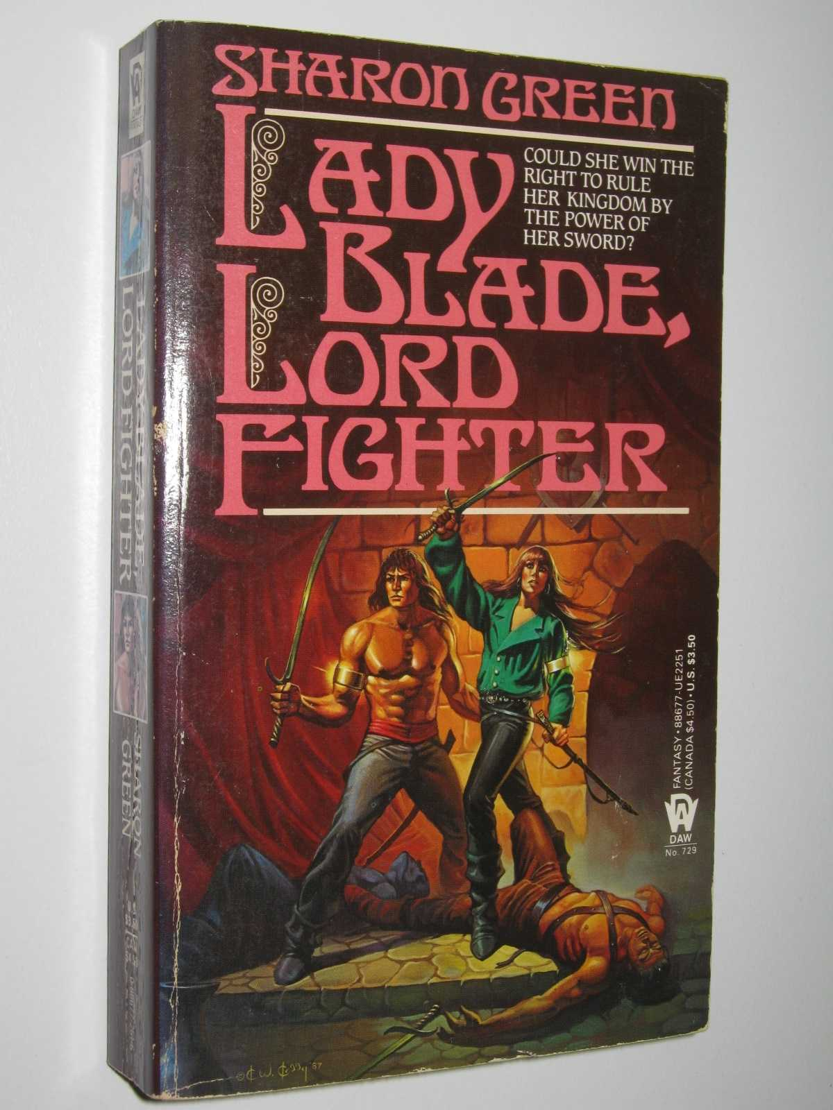 Image for Lady Blade, Lord Fighter