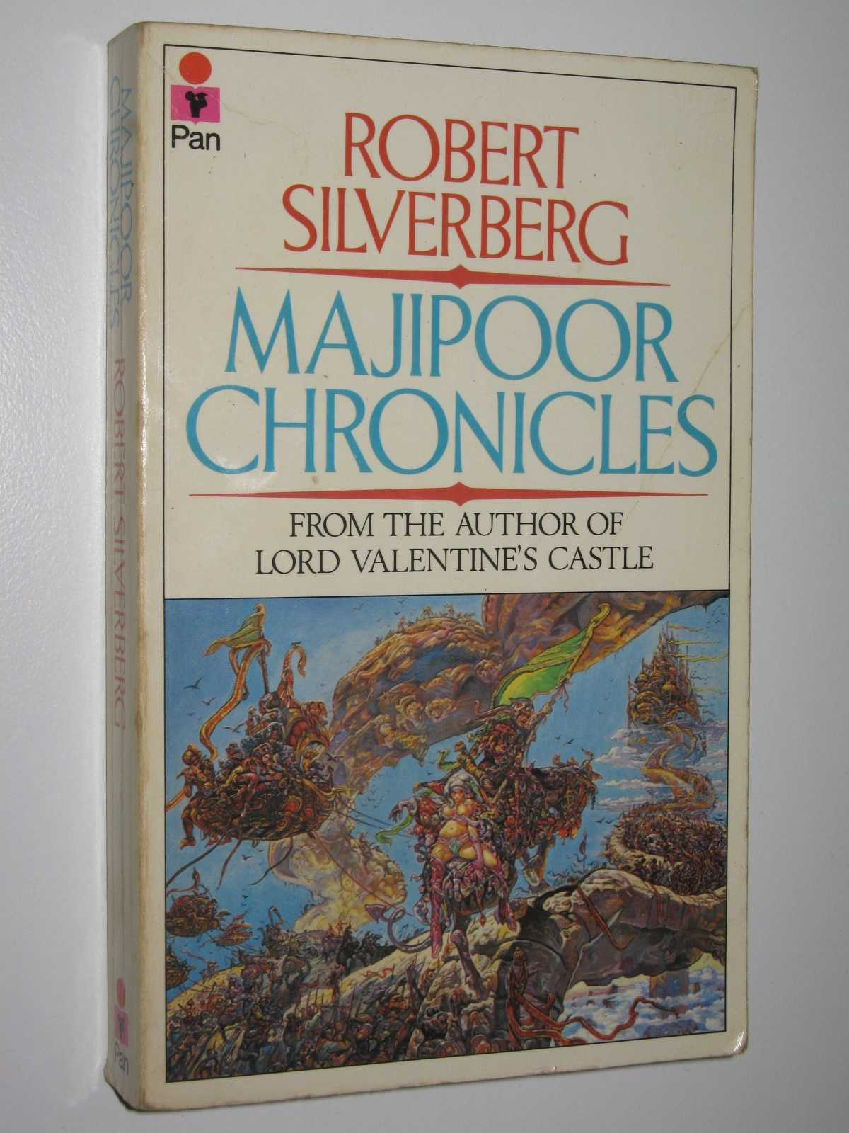 Image for Majipoor Chronicles - Lord Valentine Cycle #2