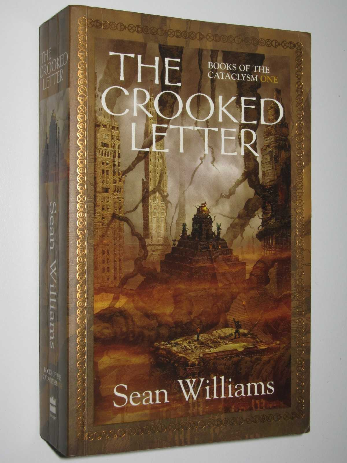 Image for The Crooked Letter - Books of the Cataclysm Series #1