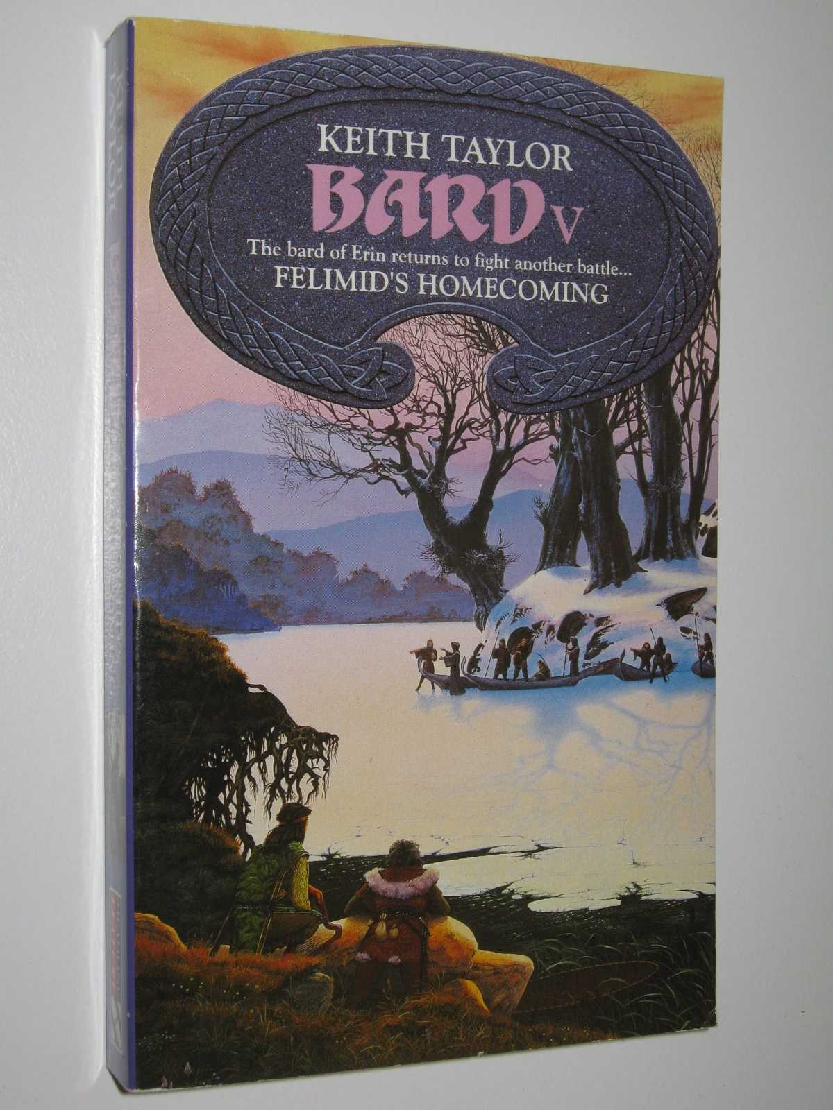 Image for Felimid's Homecoming - Bard Series #5