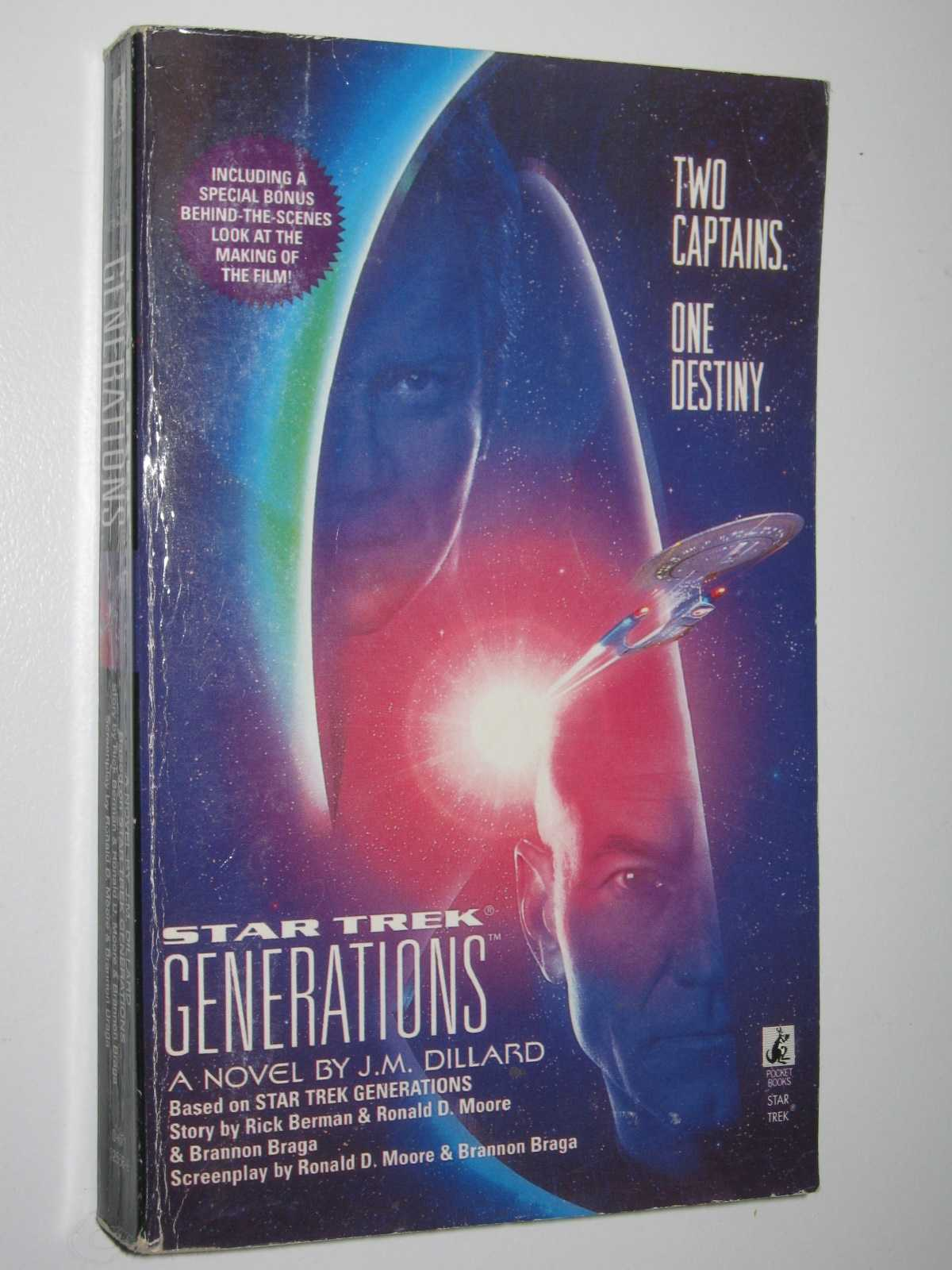 Image for STAR TREK: Generations