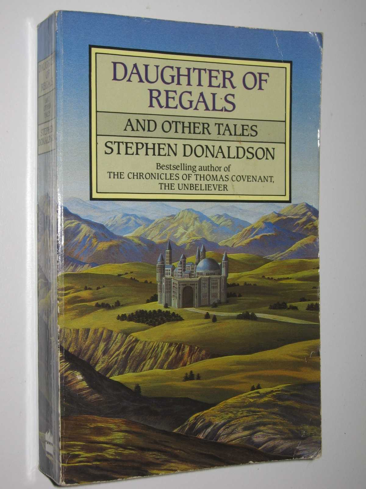 Image for Daughter of Regals and Other Tales