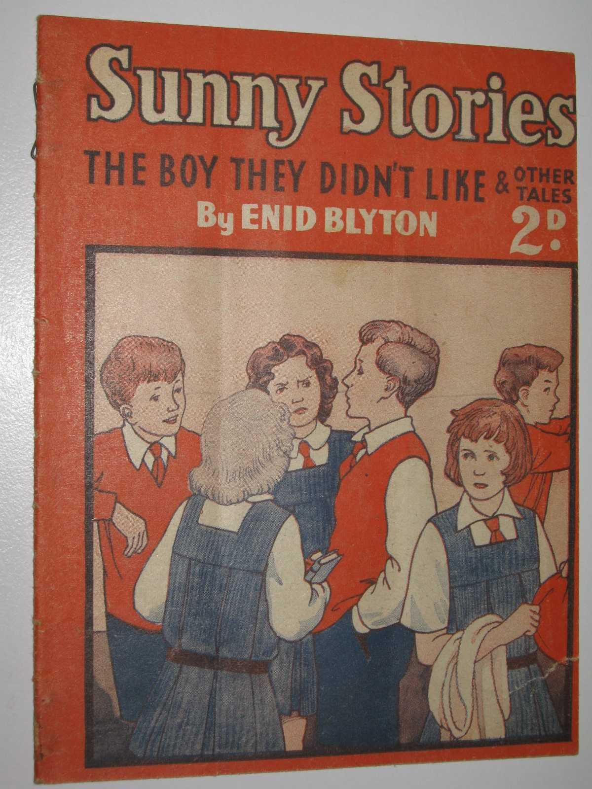 Image for Sunny Stories No. 507 New Series : The Boy They Didn't Like & Other Tales