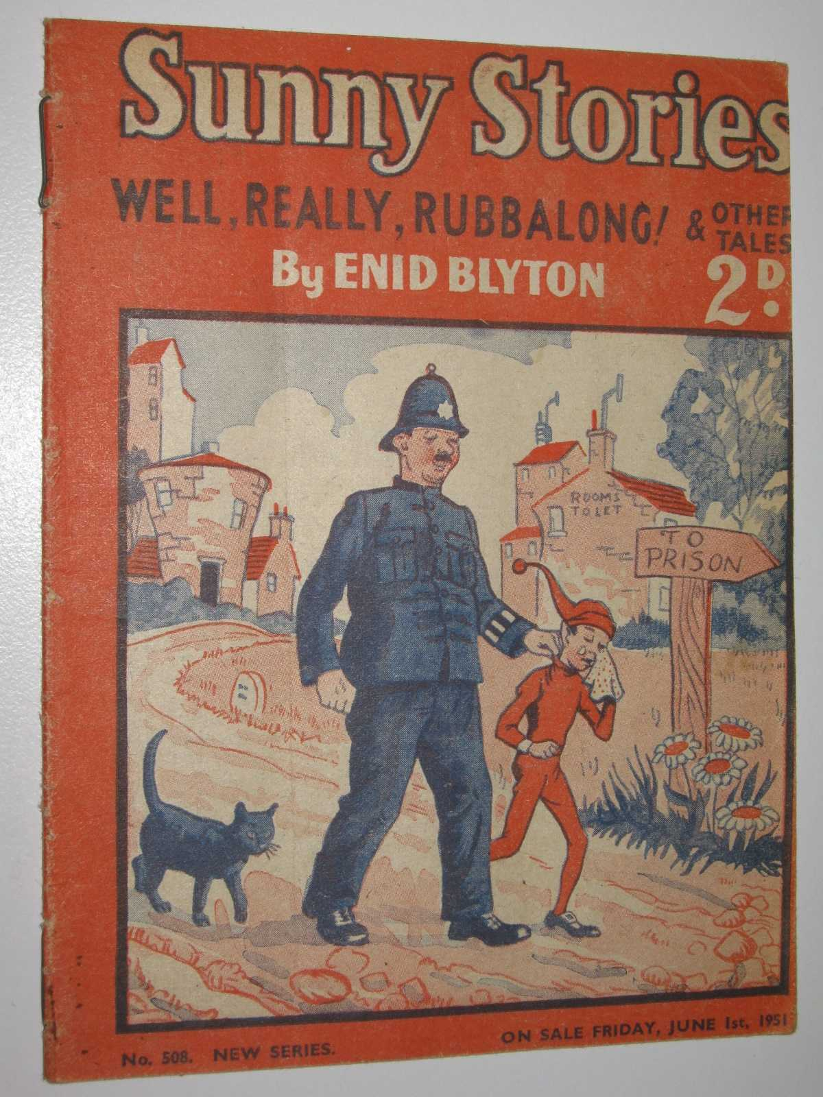 Image for Sunny Stories No. 508 New Series : Well, Really, Rubbalong! & Other Tales