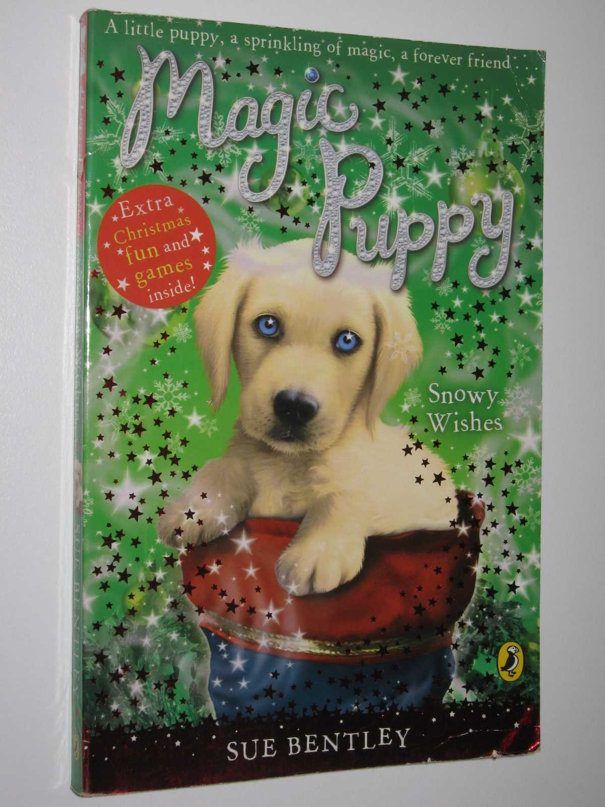 Image for Snowy Wishes - Magic Puppy Series