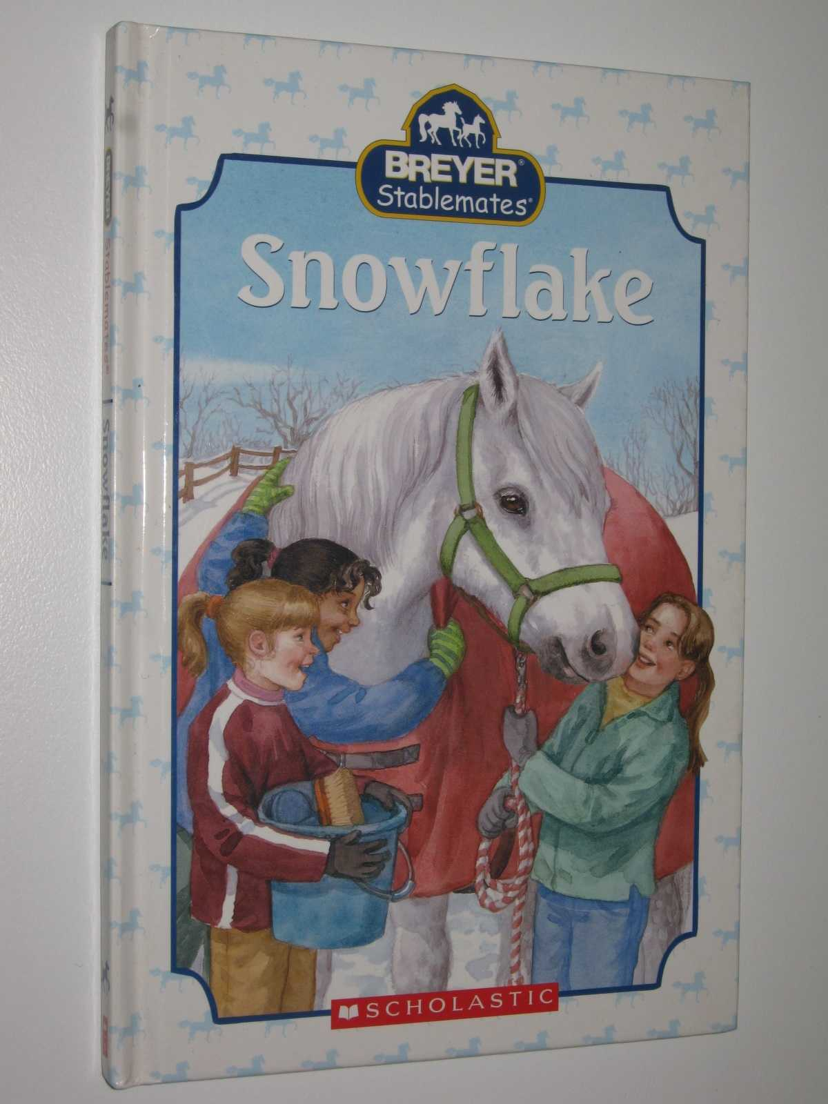 Image for Snowflake - Breyer Stablemates Series