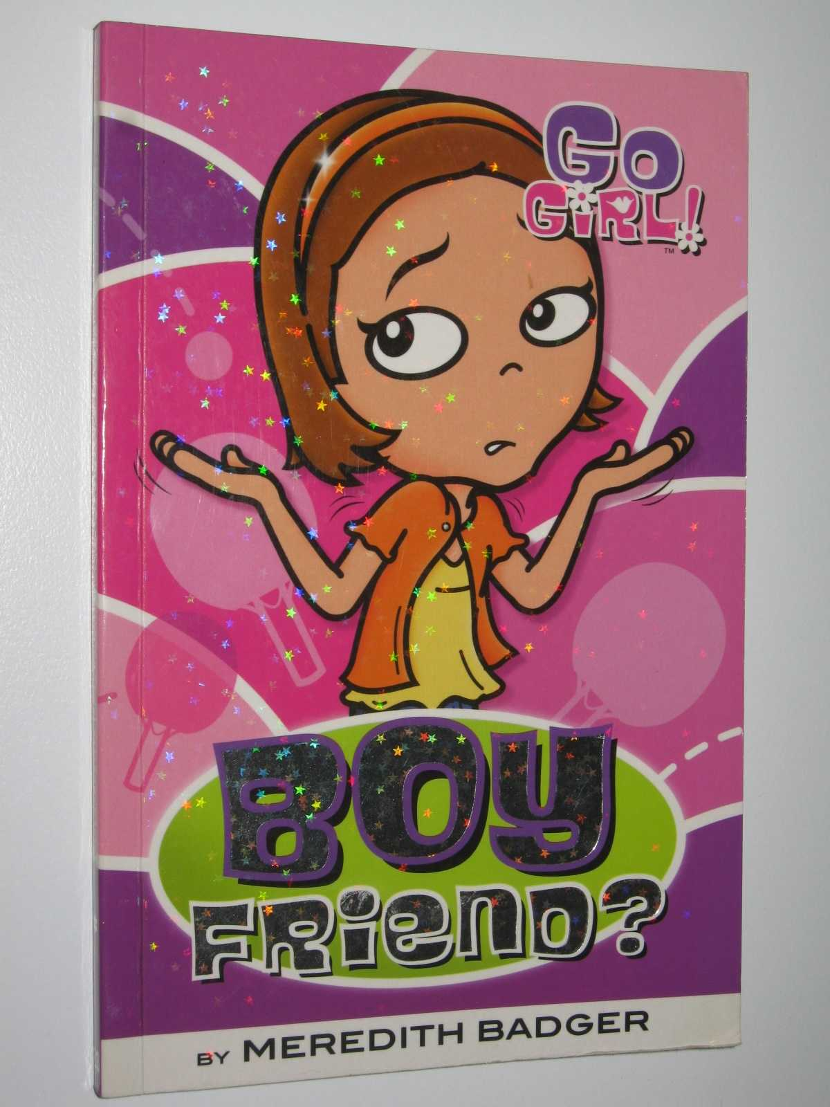 Image for Boy Friend? - Go Girl! Series #23