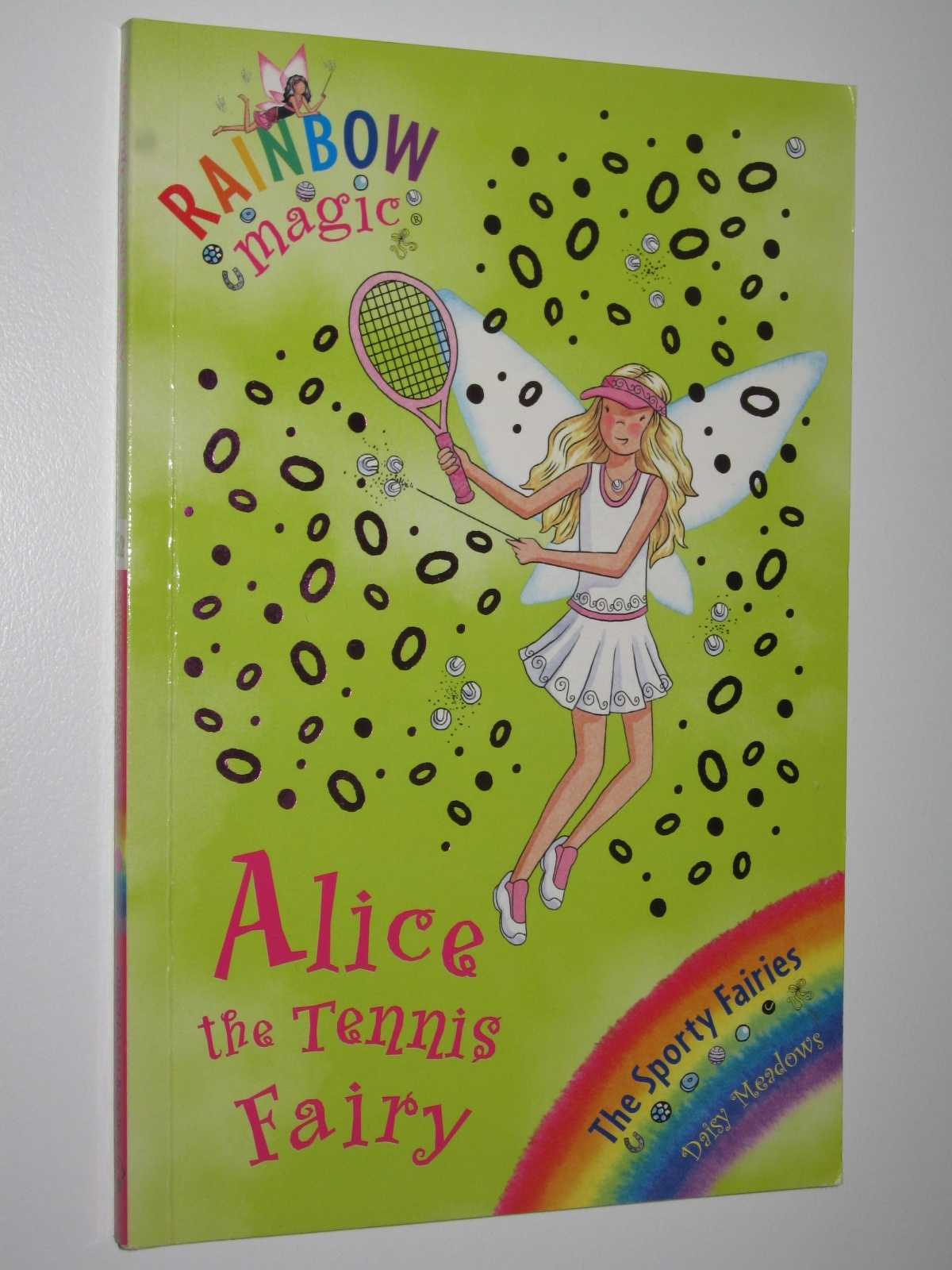 Image for Alice the Tennis Fairy - Rainbow Magic Series #62