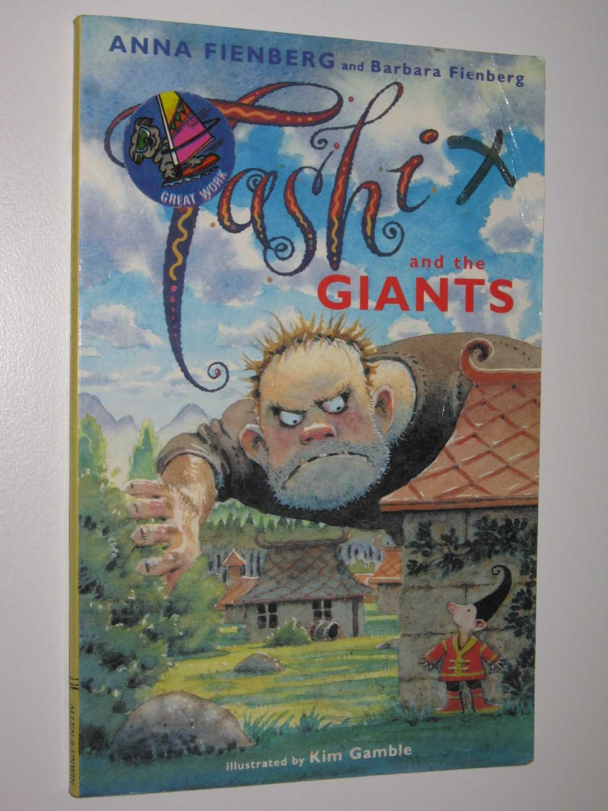 Image for Tashi and the Giants