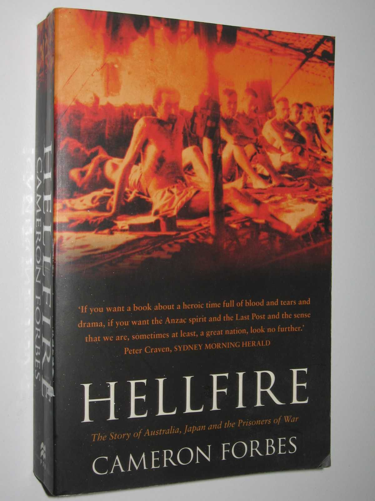 Image for Hellfire : The Story of Australia, Japan and the Prisoners of War