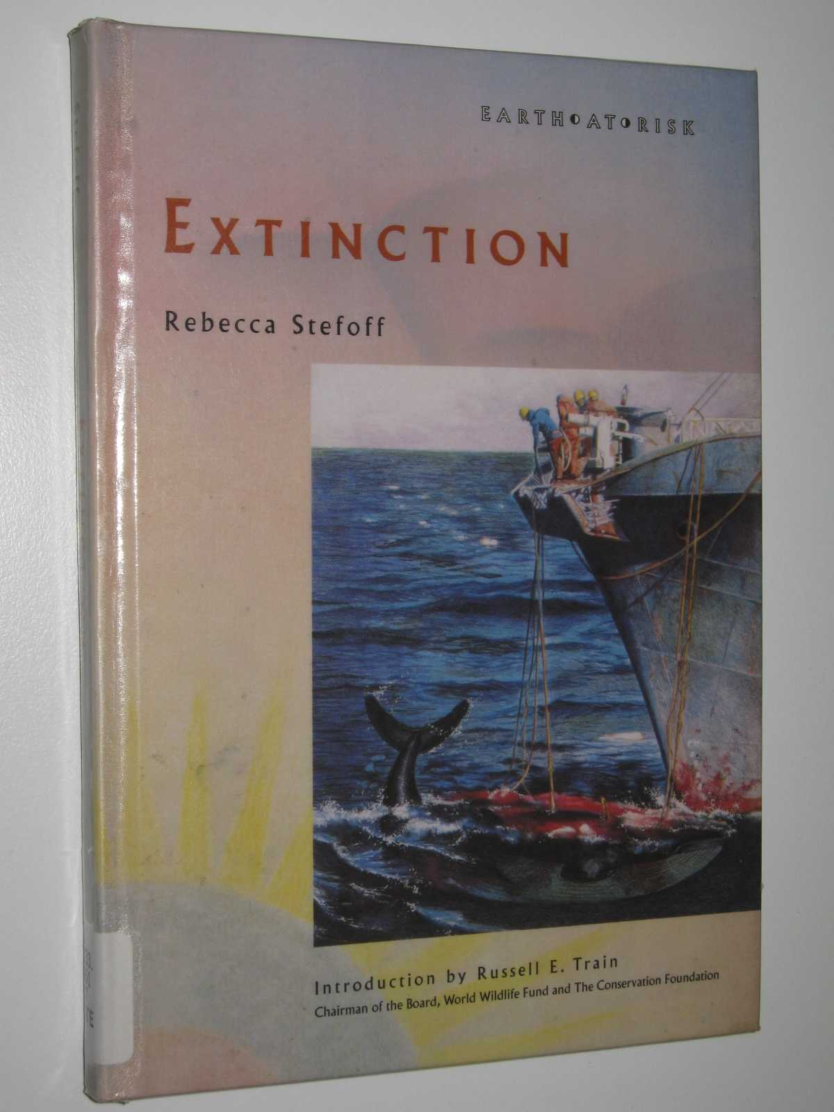 Image for Extinction - Earth at Risk Series