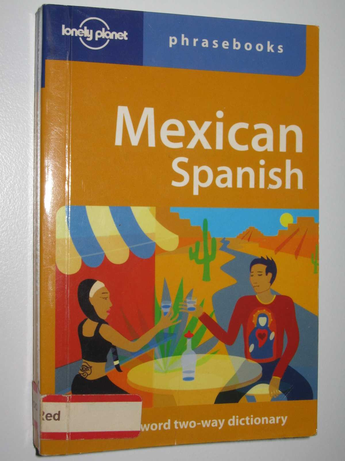 Image for Mexican Spanish Phrasebook