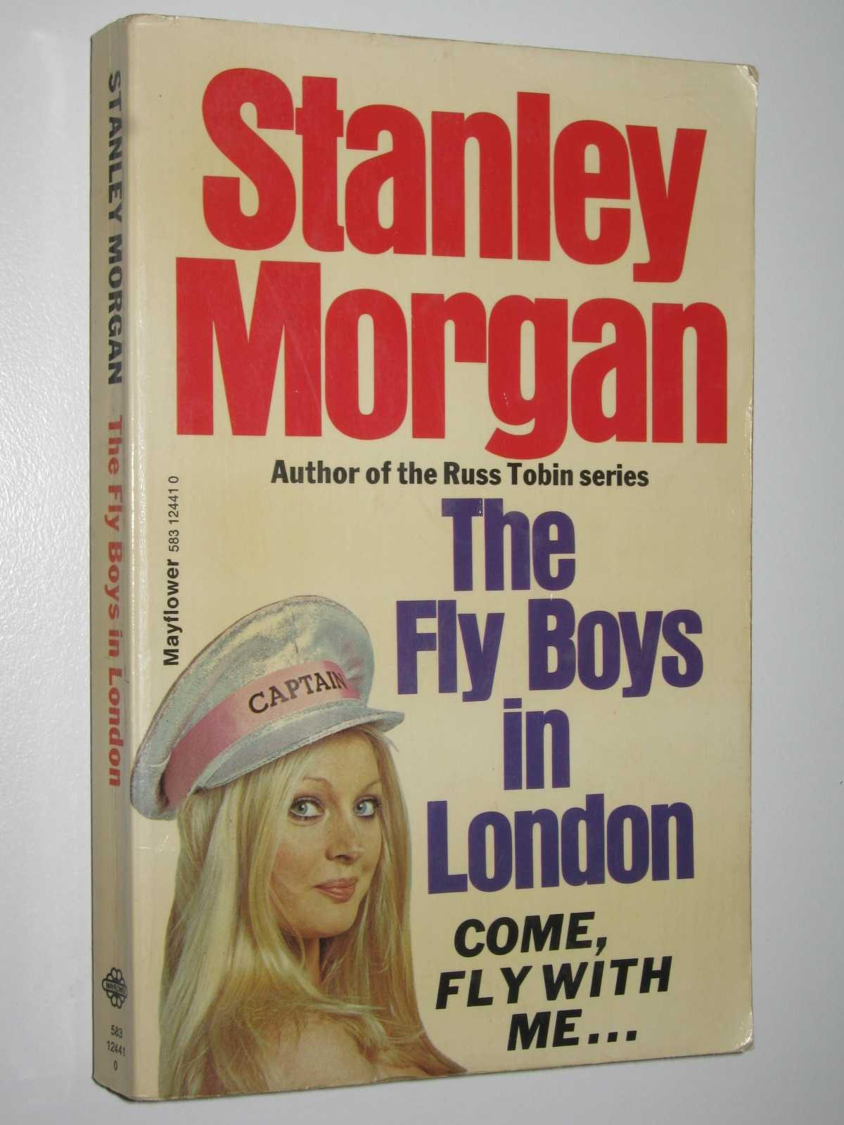 Image for The Fly Boys in London - Fly Boys Series #2