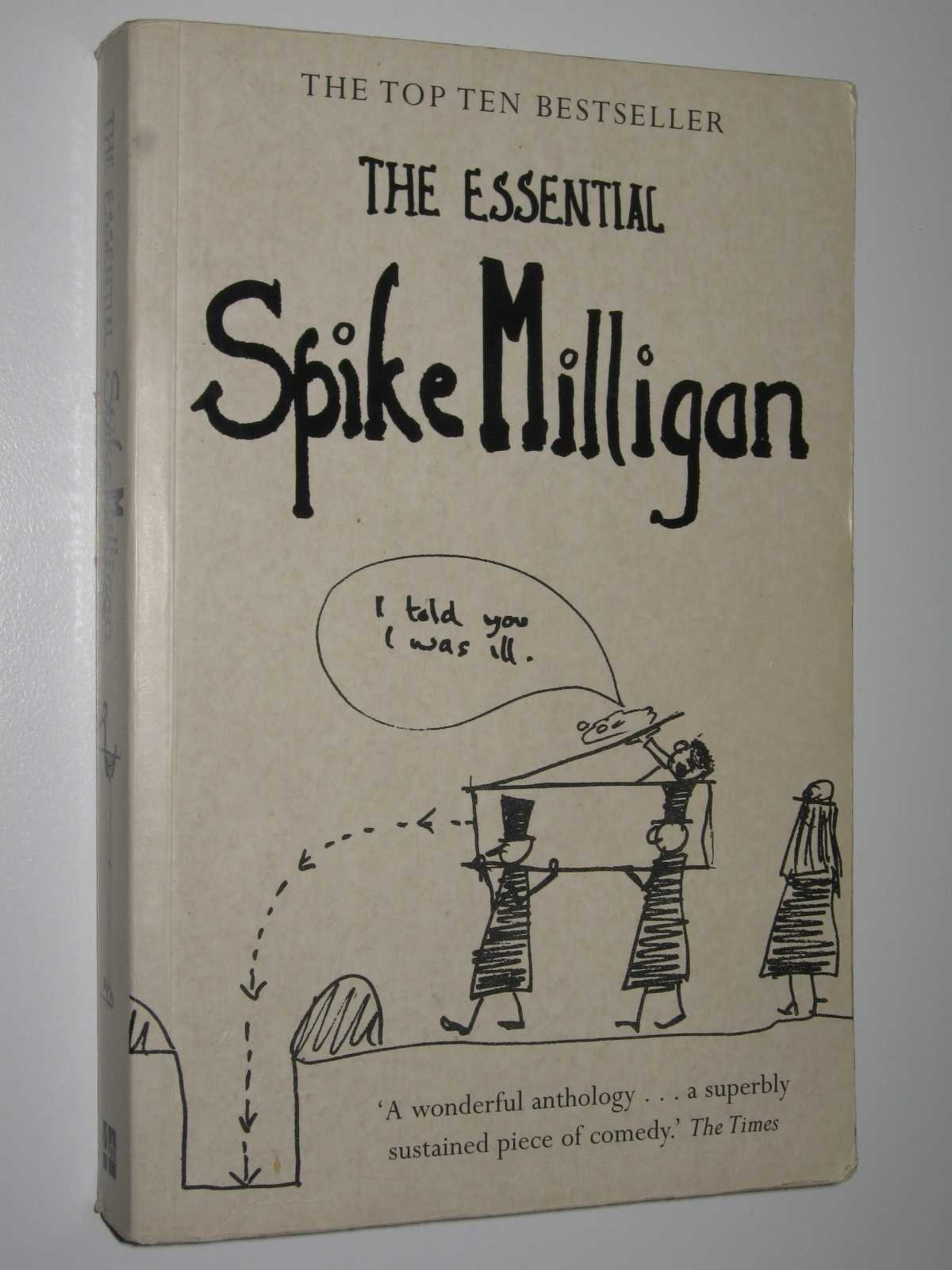 Image for The Essential Spike Milligan
