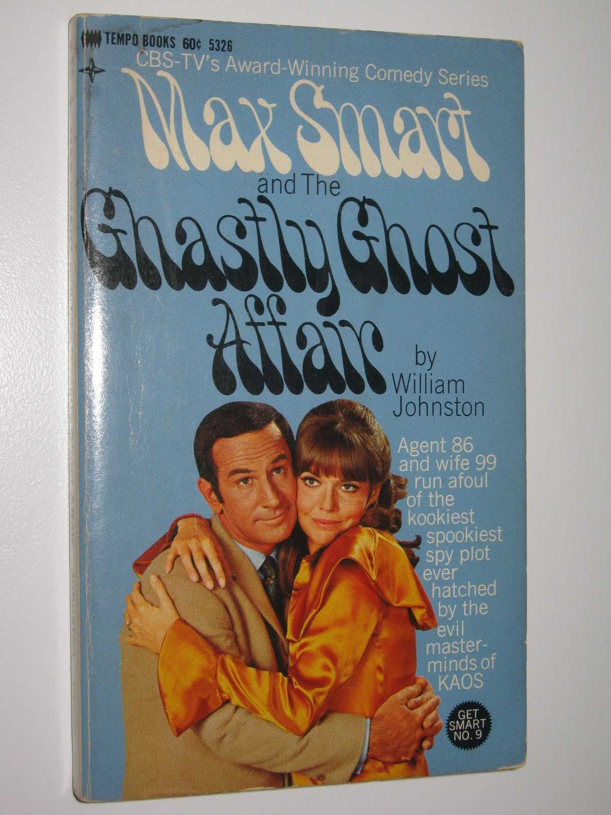 Image for Max Smart and the Ghastly Ghost Affair