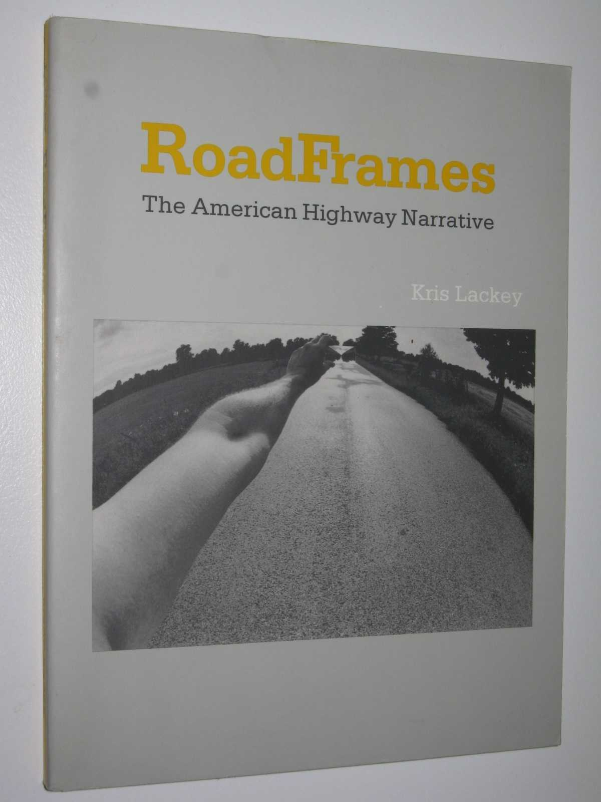 Image for RoadFrames : The American Highway Narrative