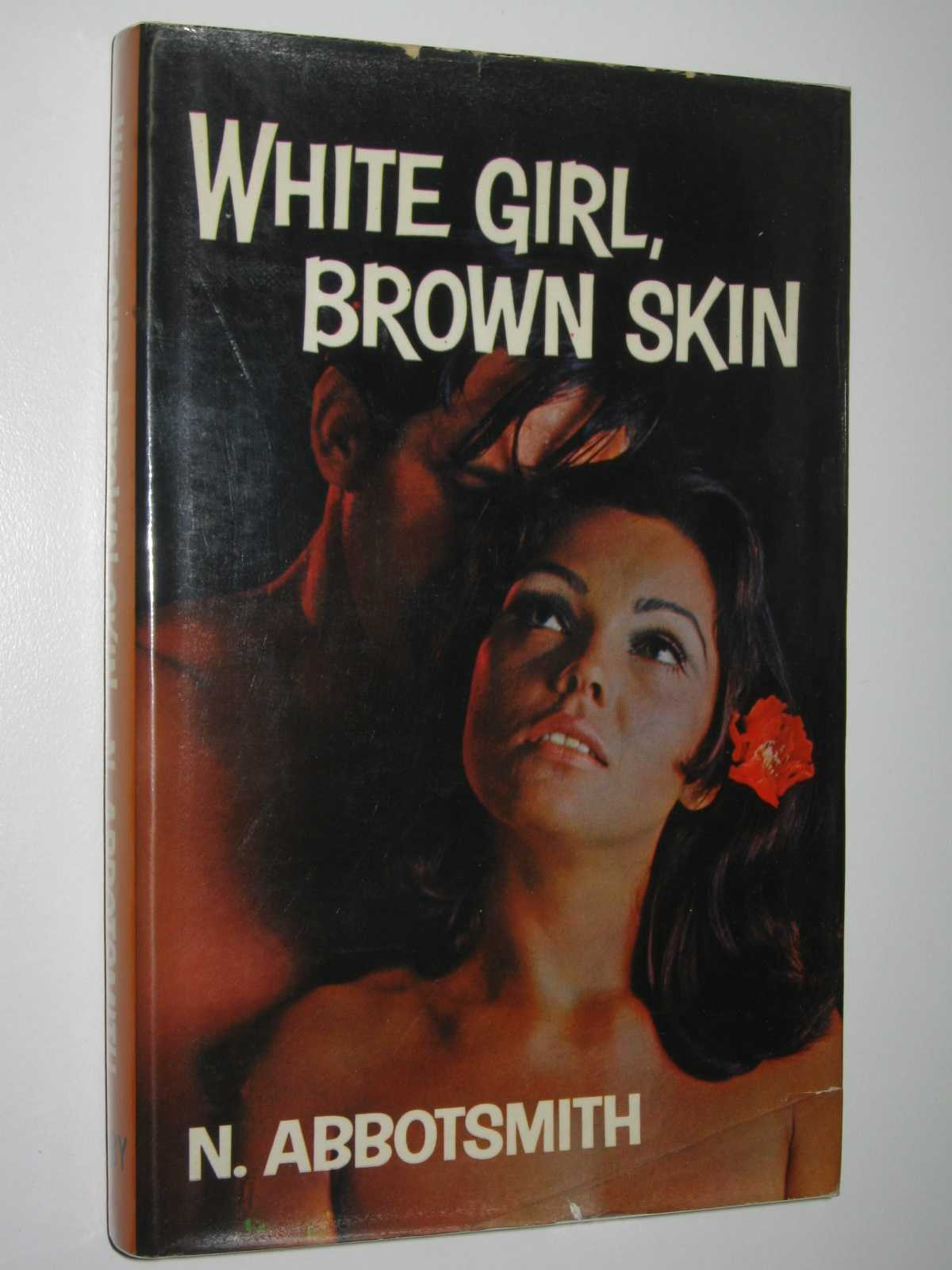 Image for White Girl, Brown Skin