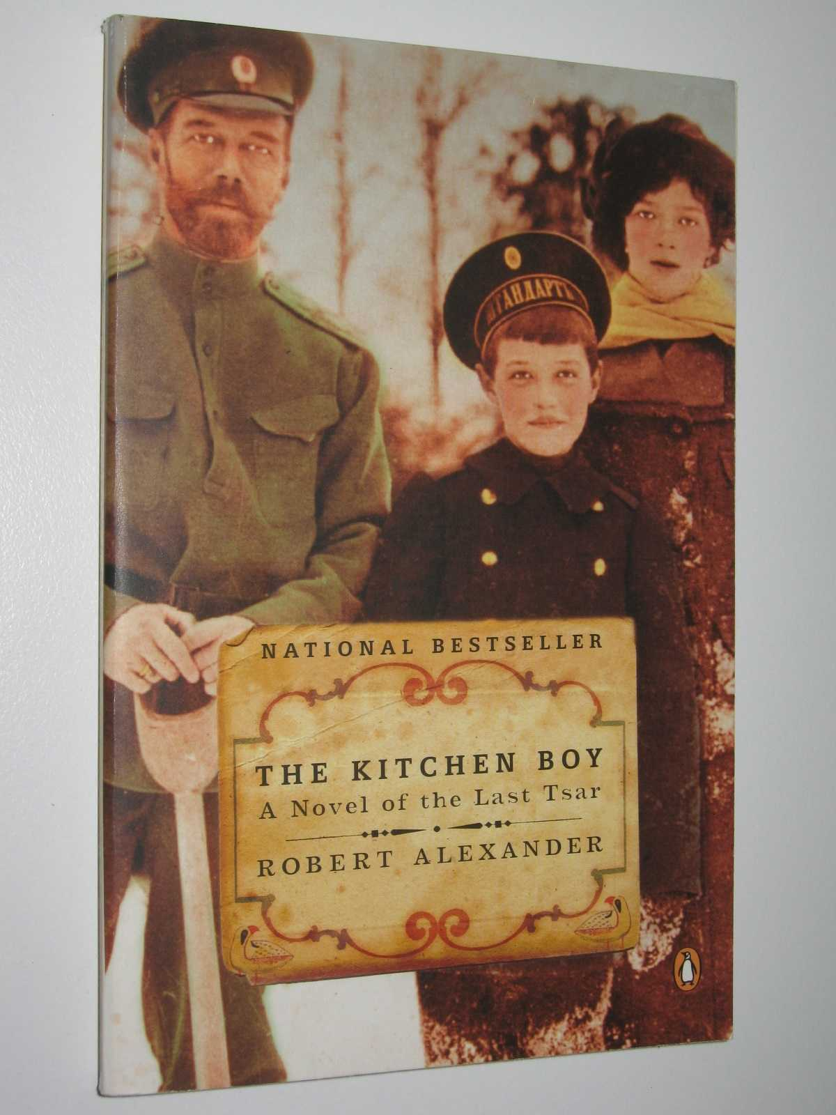 Image for The Kitchen Boy : A Novel of the Last Tsar