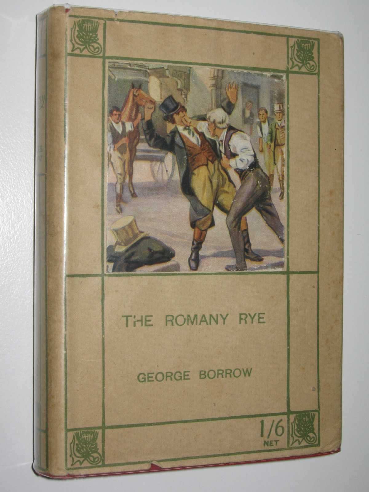 Image for The Romany Rye