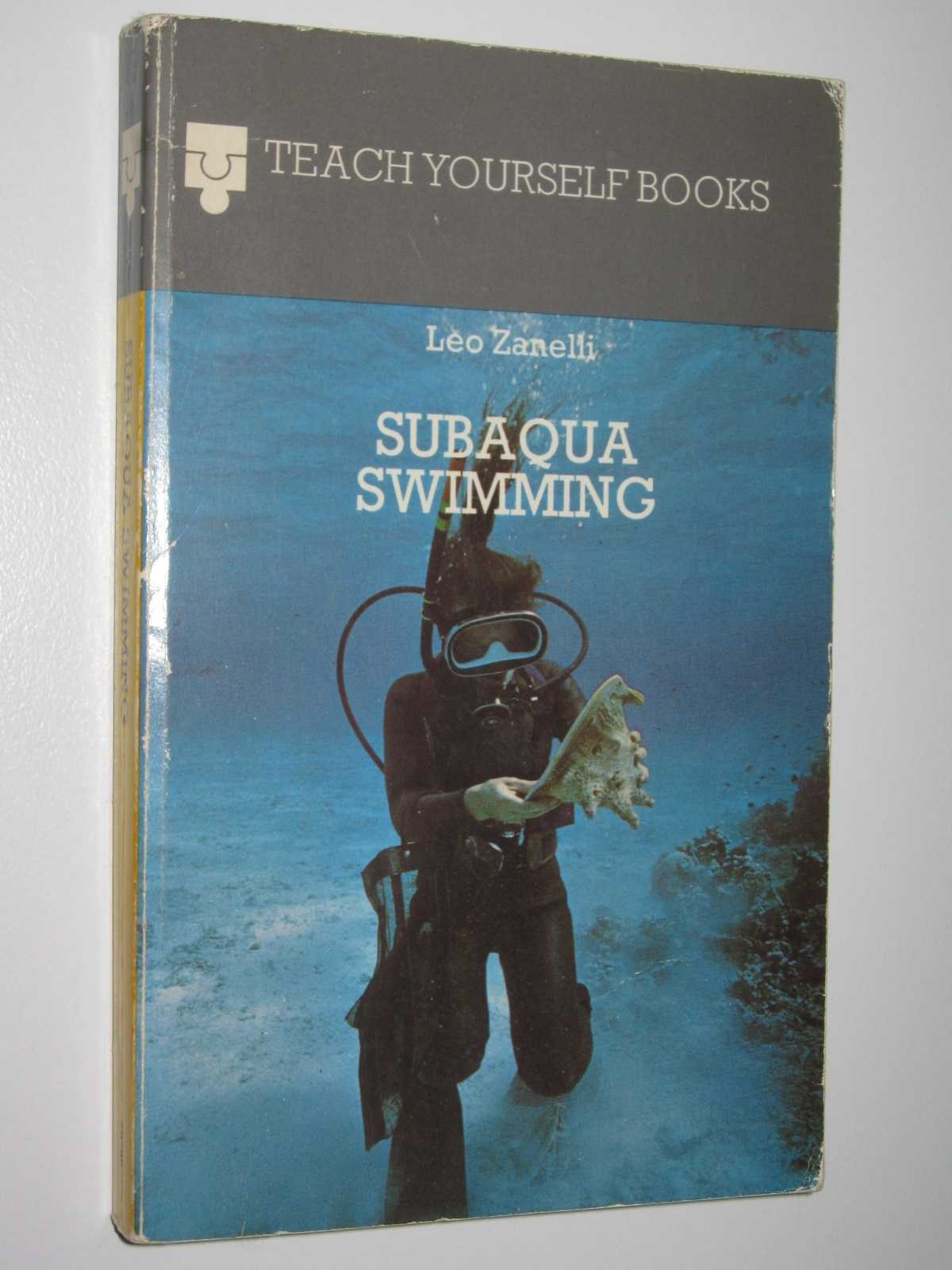 Image for Subaqua Swimming - Teach Yourself Books
