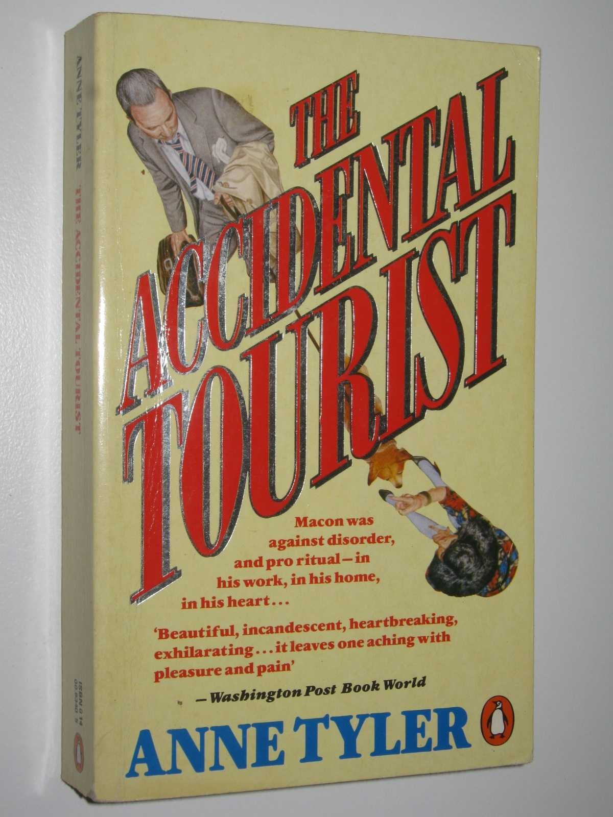 Image for The Accidental Tourist