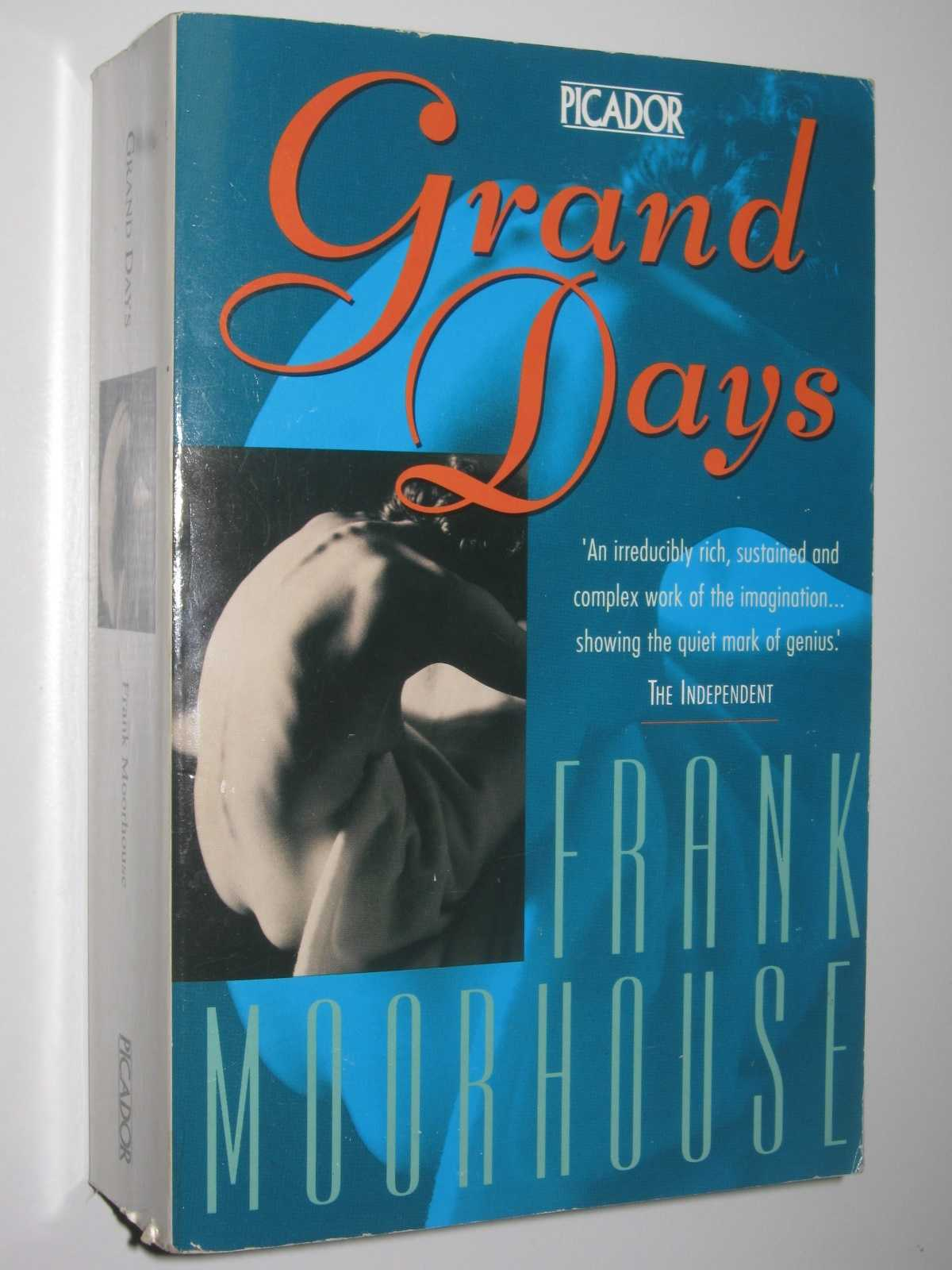 Image for Grand Days