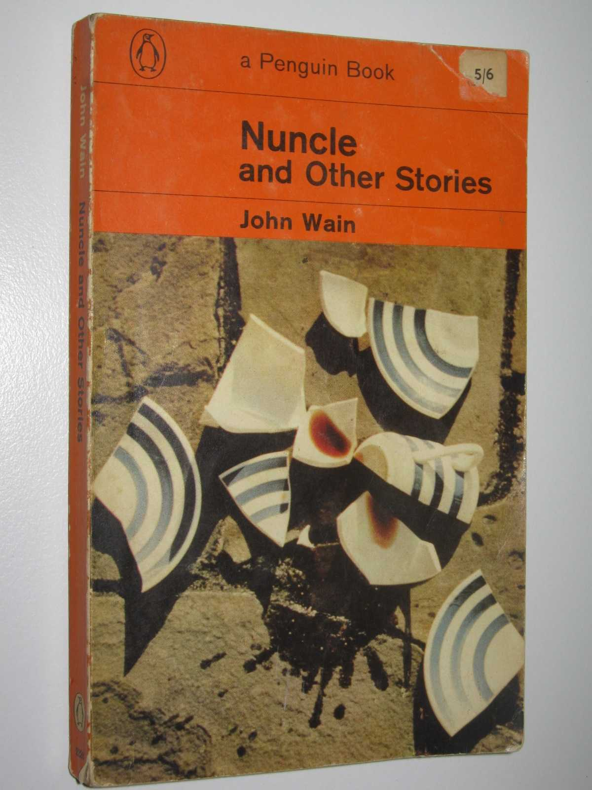 Image for Nuncle and Other Stories