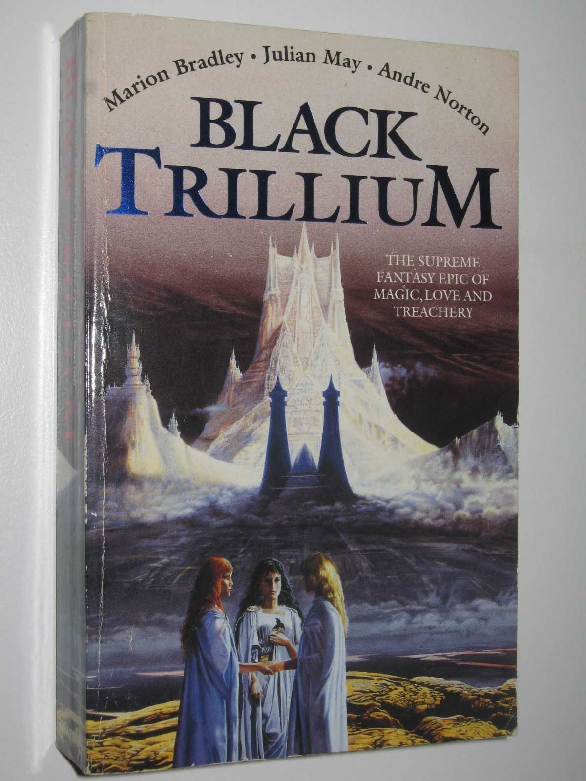 Image for Black Trillium - World of the Three Moons Series