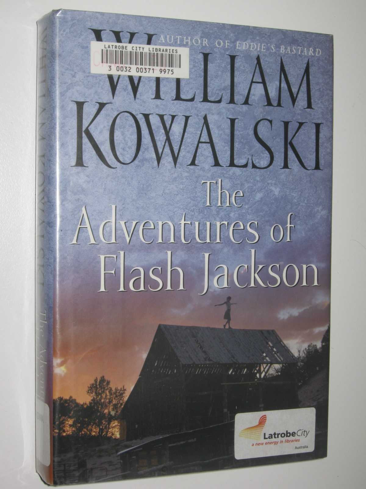 Image for The Adventures Of Flash Jackson