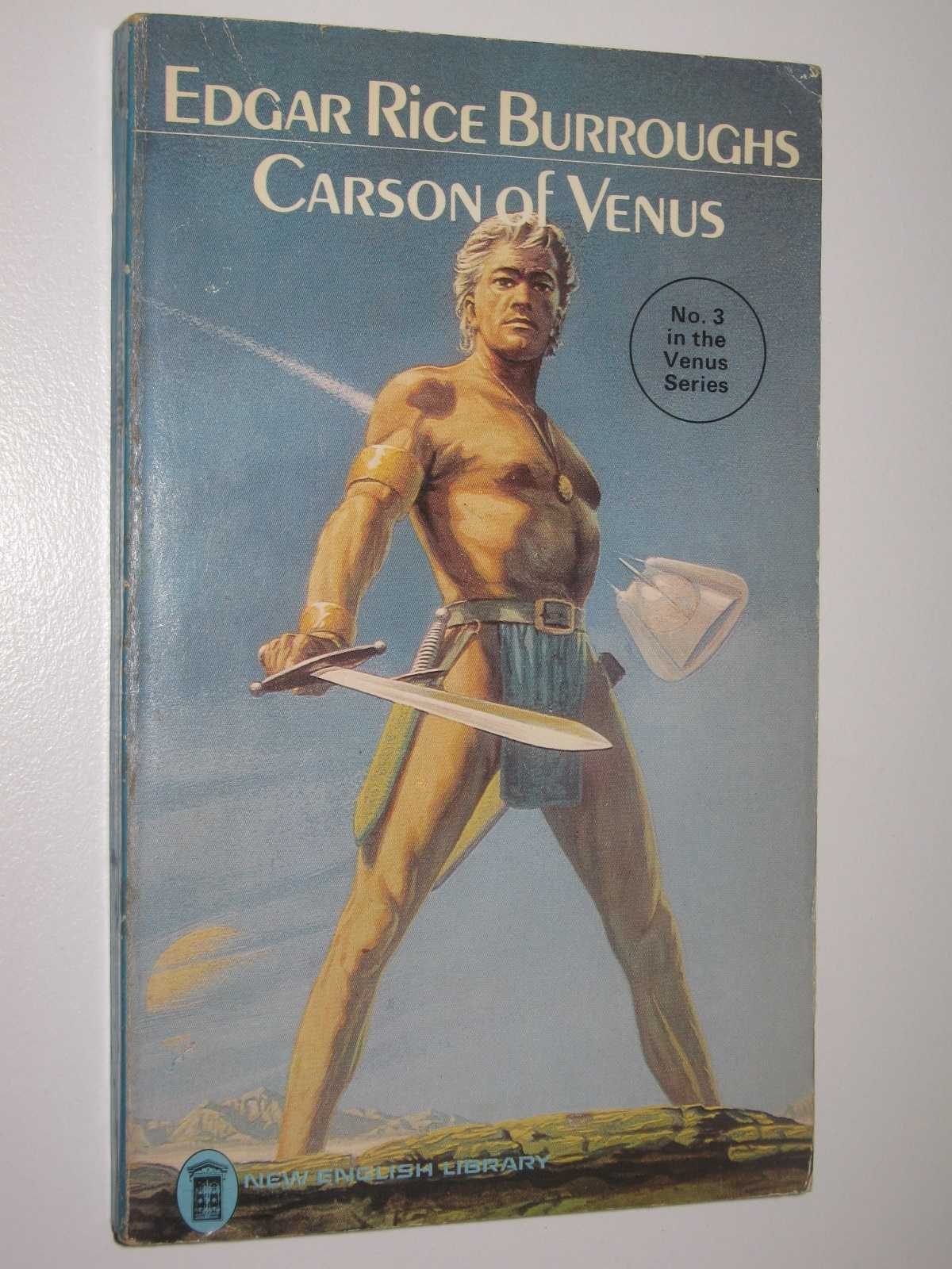 Image for Carson of Venus - Venus Series #3