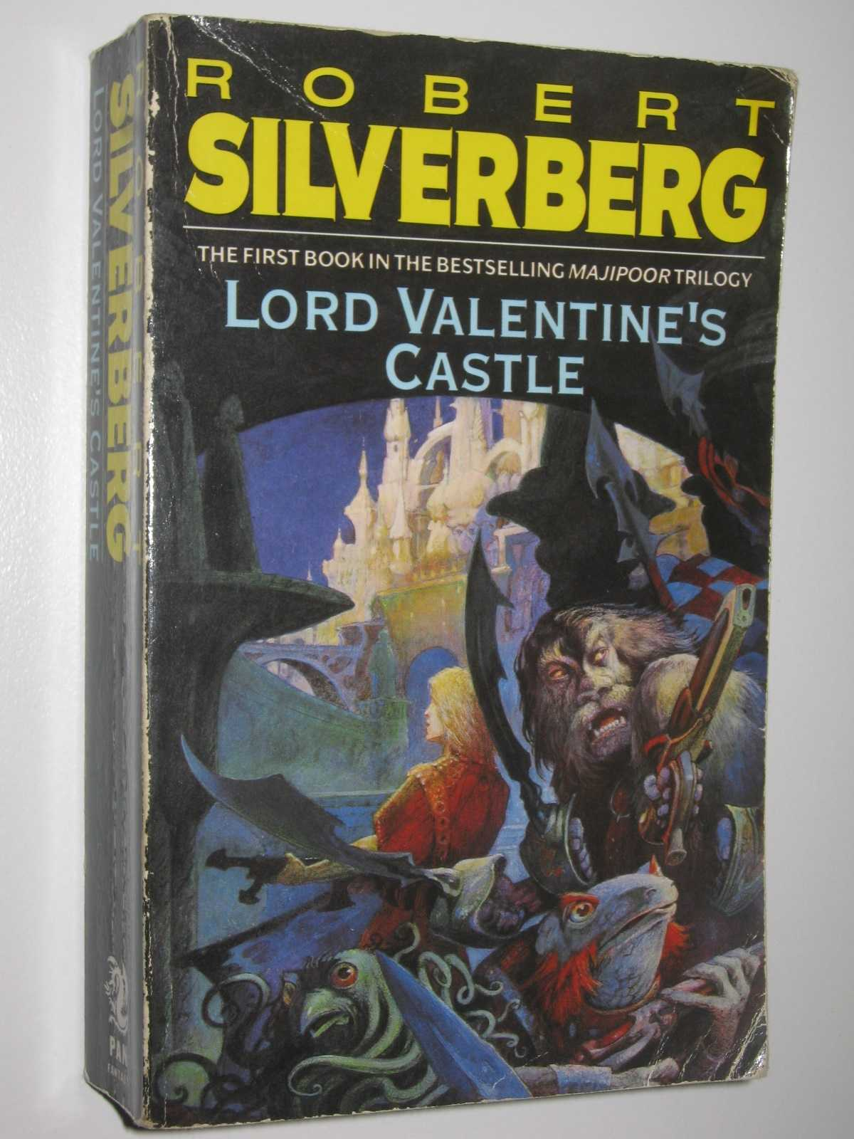 Image for Lord Valentine's Castle - Lord Valentine Cycle #1