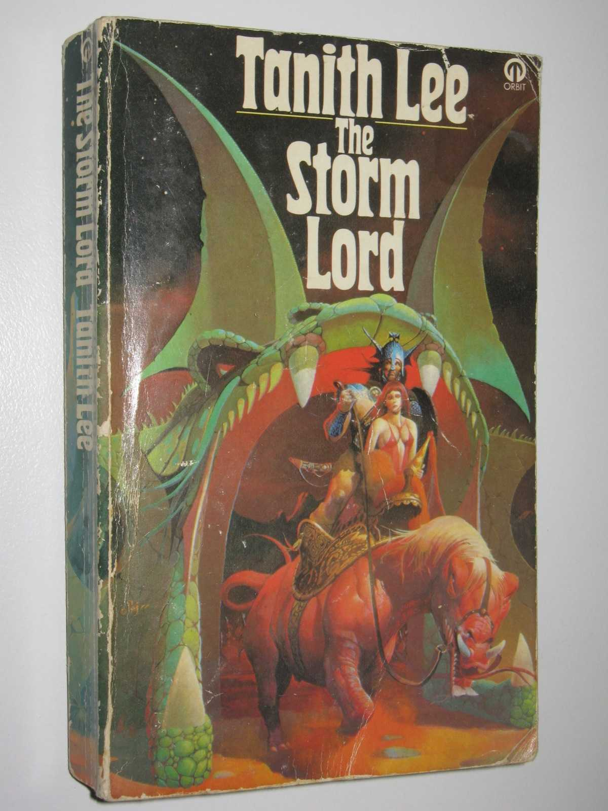 Image for The Storm Lord