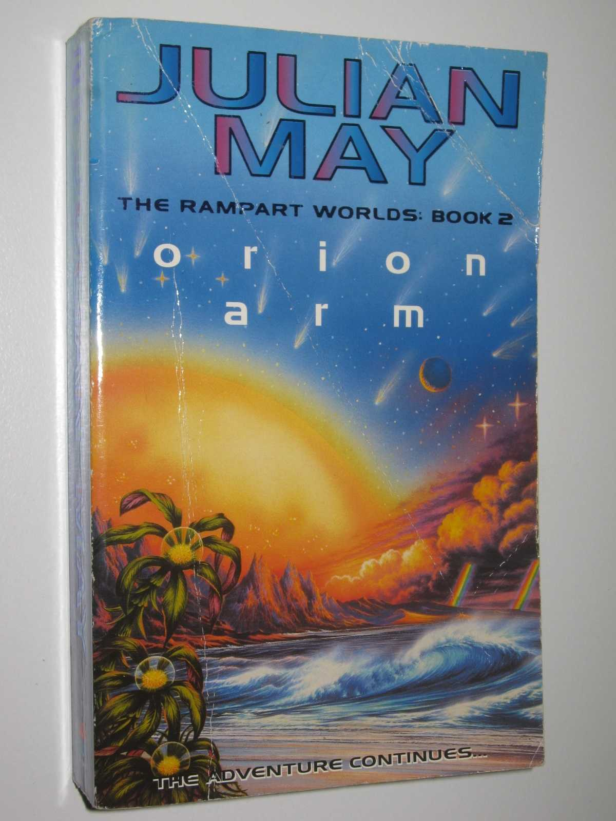 Image for Orion Arm - The Rampant Worlds Series #2