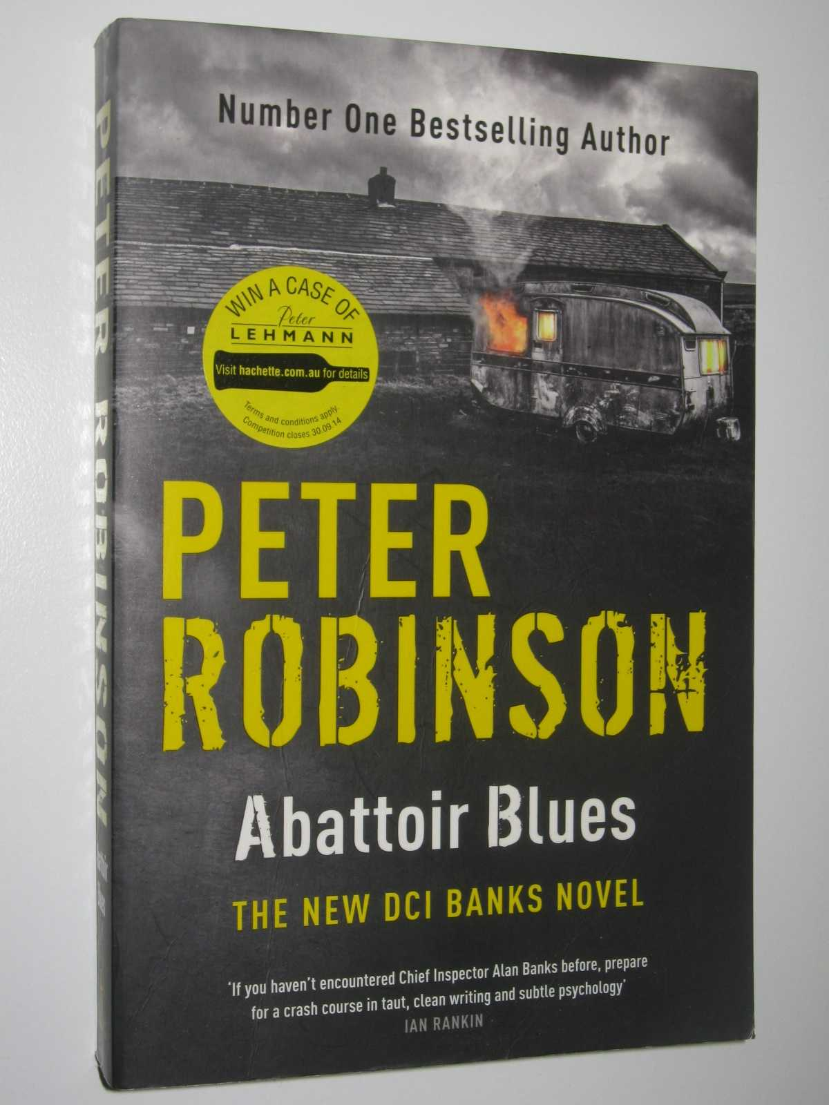 Image for Abattoir Blues - Inspector Banks Series #22
