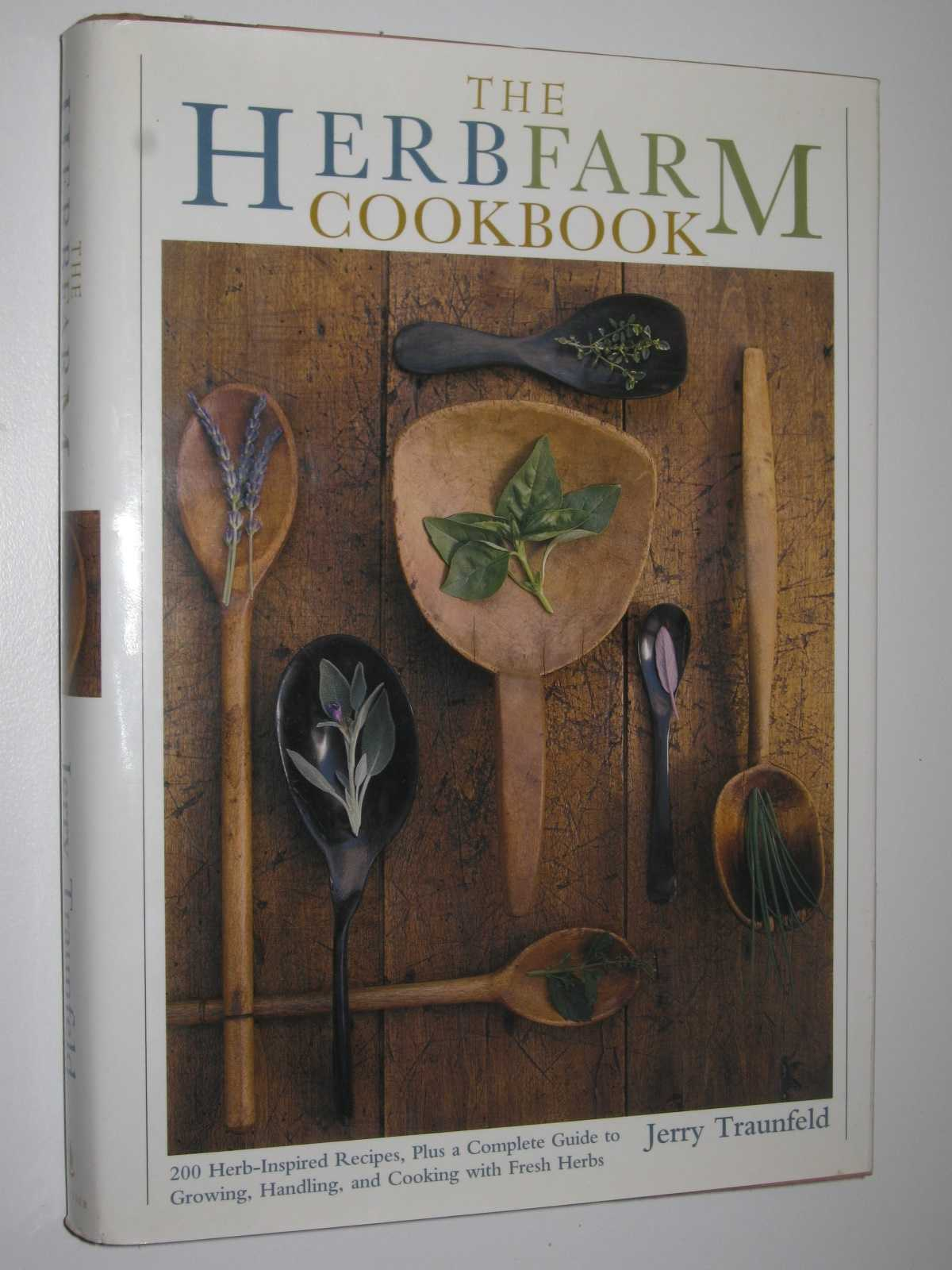 Image for The Herbfarm Cookbook