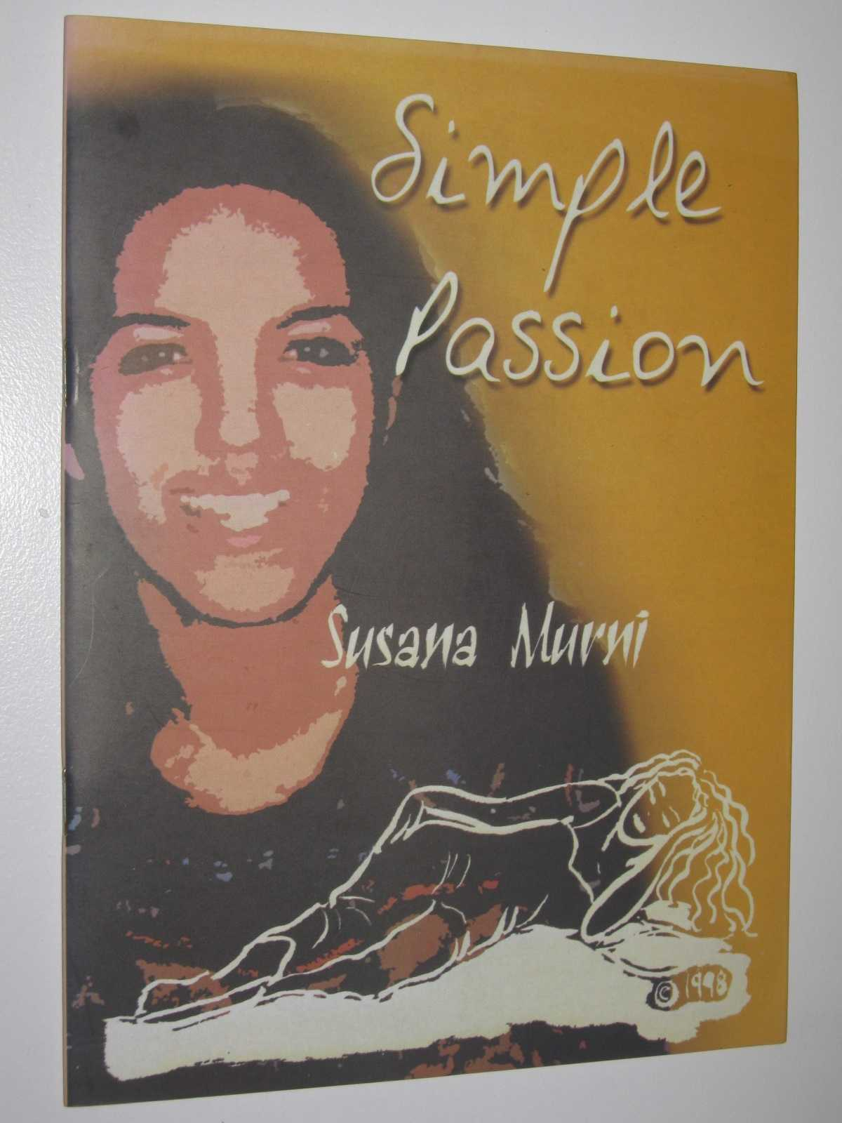 Image for Simple Passion : Poems Collection