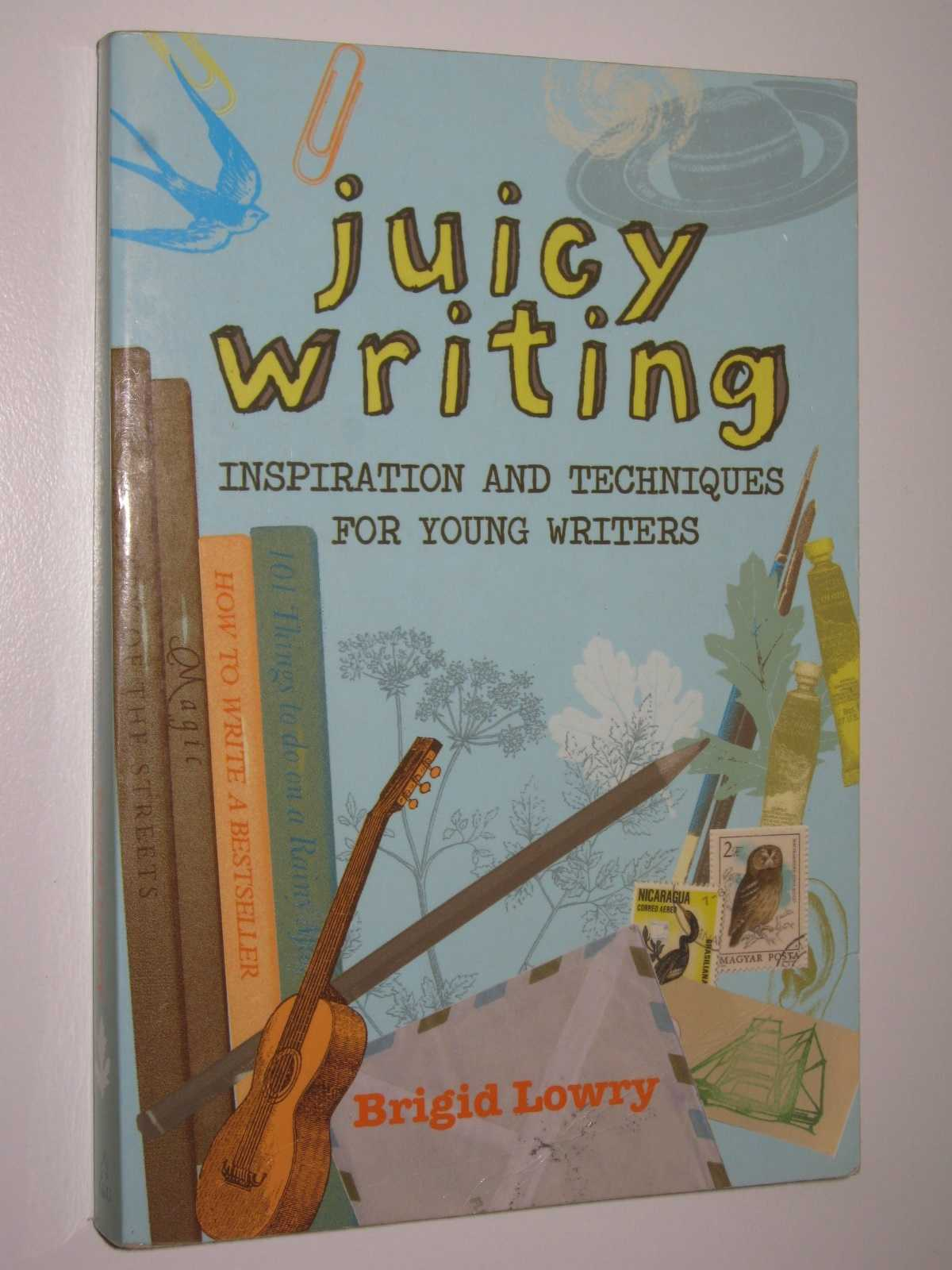 Image for Juicy Writing : Inspiration and Techniques for Young Writers