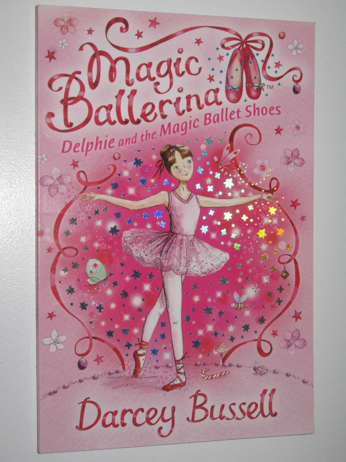 Image for Delphie and the Magic Ballet Shoes - Magic Ballerina Series #1