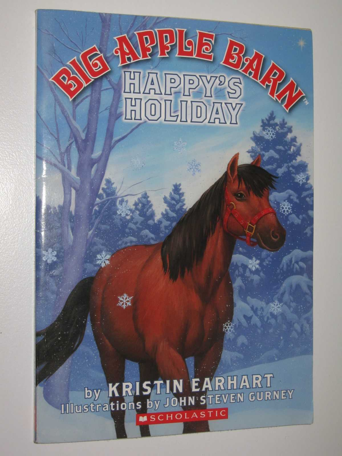 Image for Happy's Holiday- Big Apple Barn #5