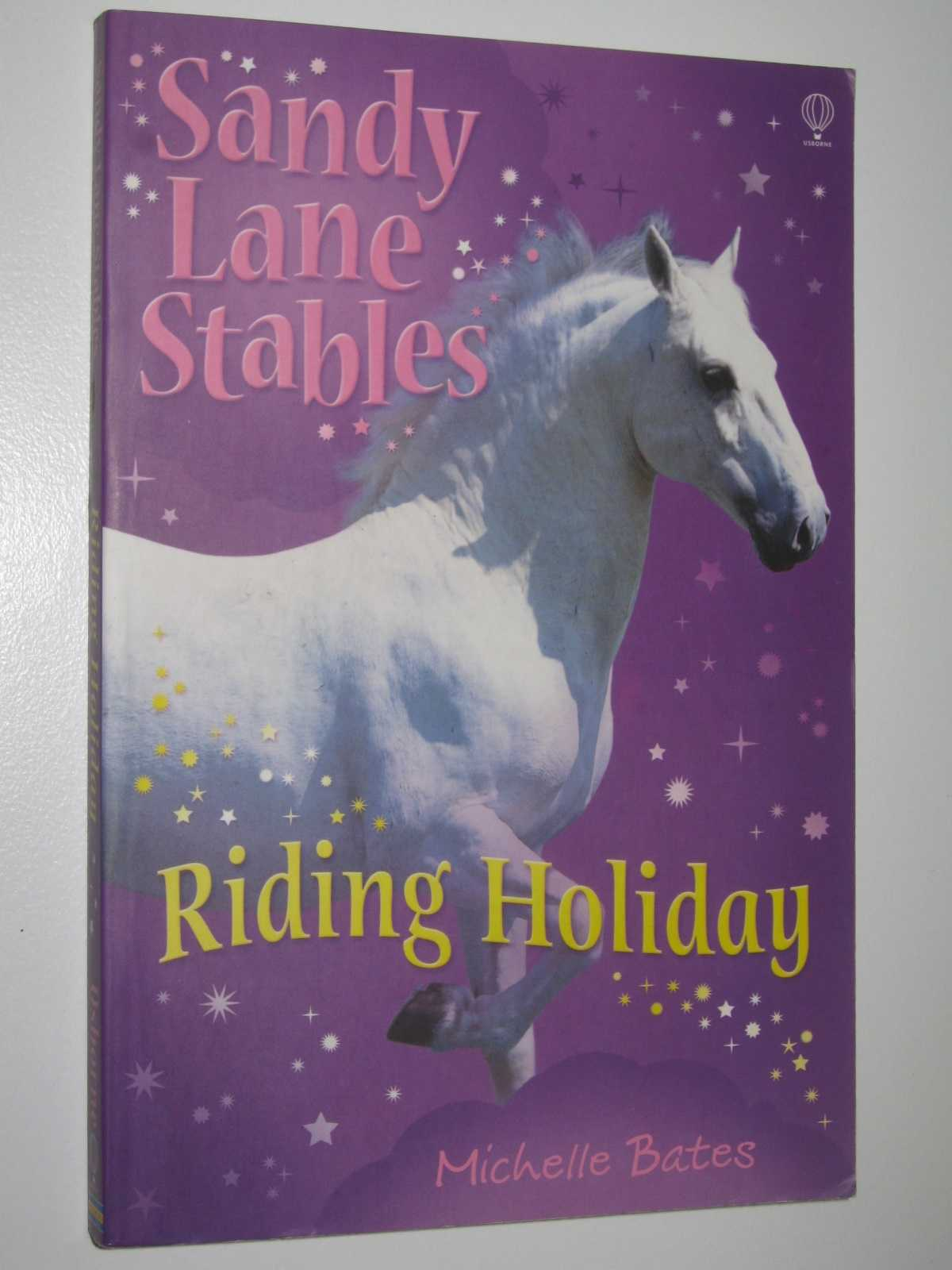 Image for Riding Holiday - Sandy Lane Stables Series