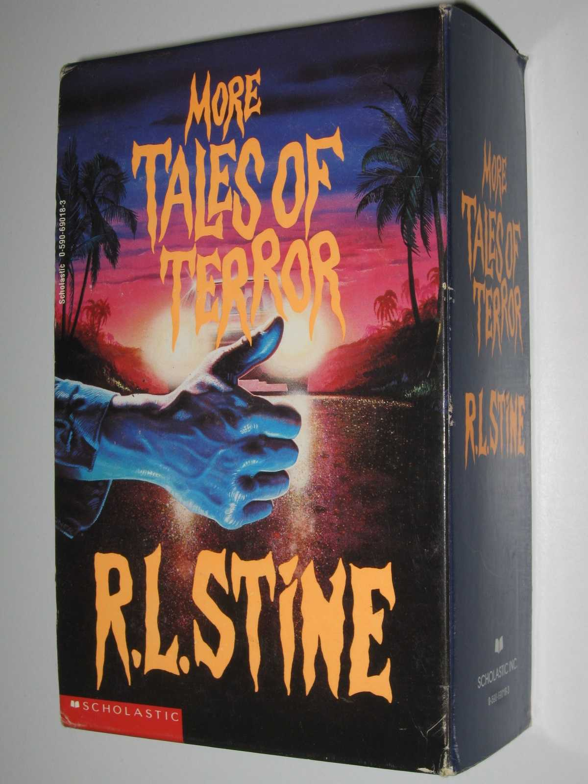 Image for More Tales of Terror Boxed Set : Beach Party + Beach House + The Hitchhiker + Hit and Run