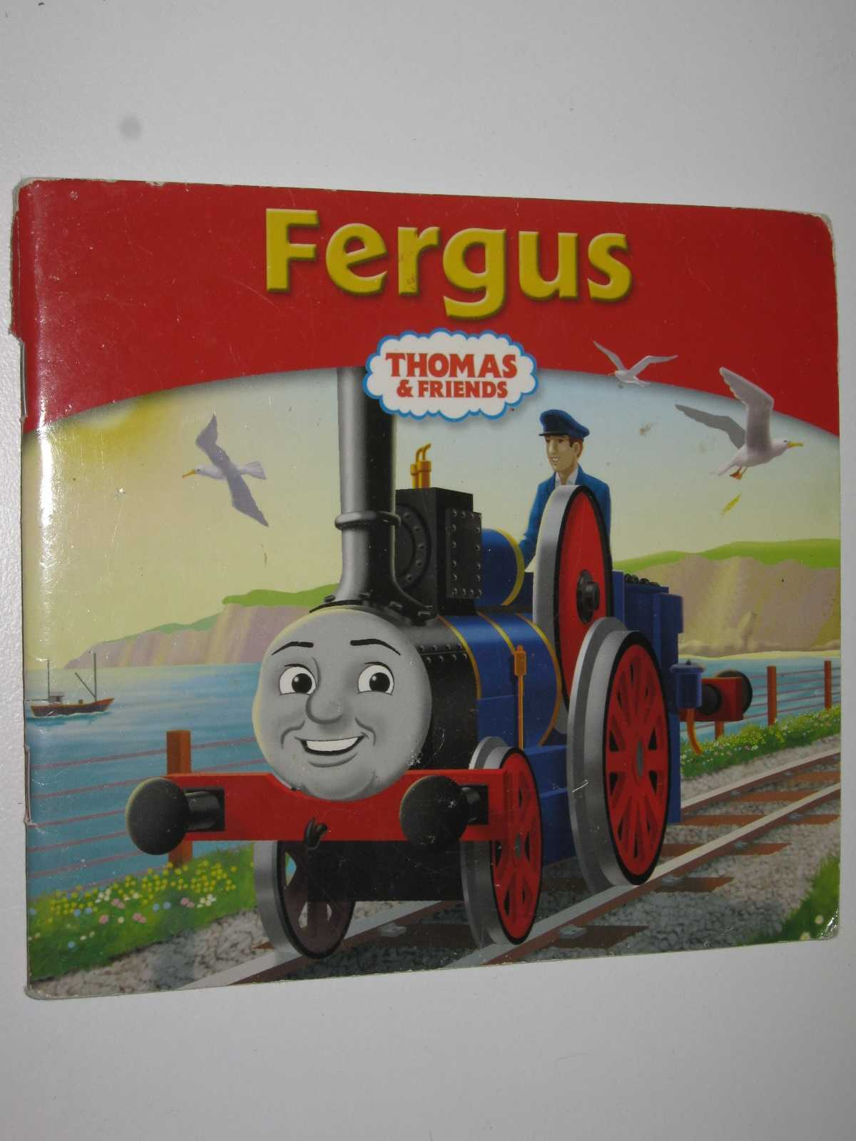 Image for Fergus - Thomas and Friends Series