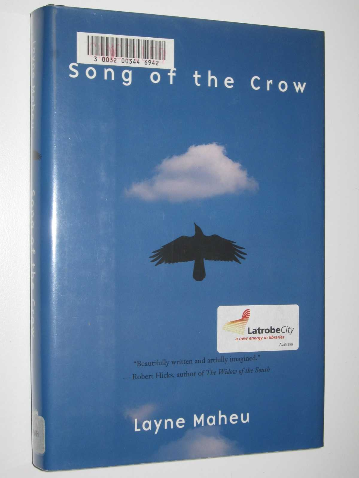 Image for Song Of The Crow