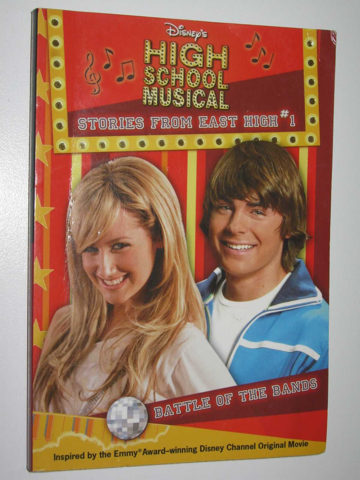 Image for High School Musical - Stories from East High Series #1