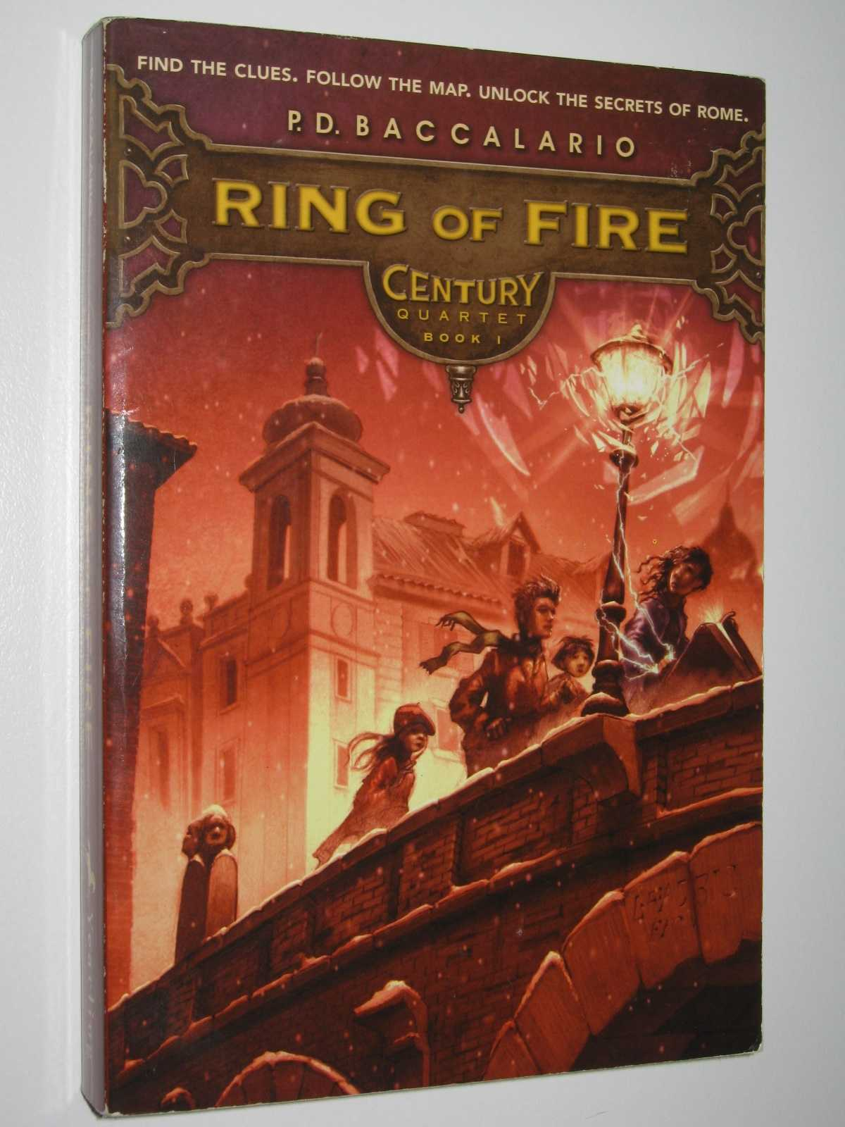 Image for Ring of Fire - Century Quartet Series #1