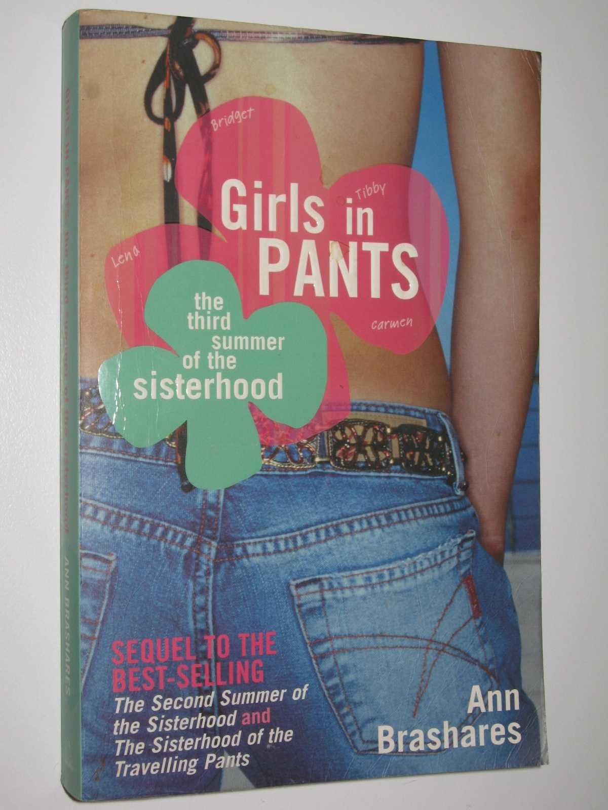 Image for Girls in Pants: The Third Summer of the Sisterhood
