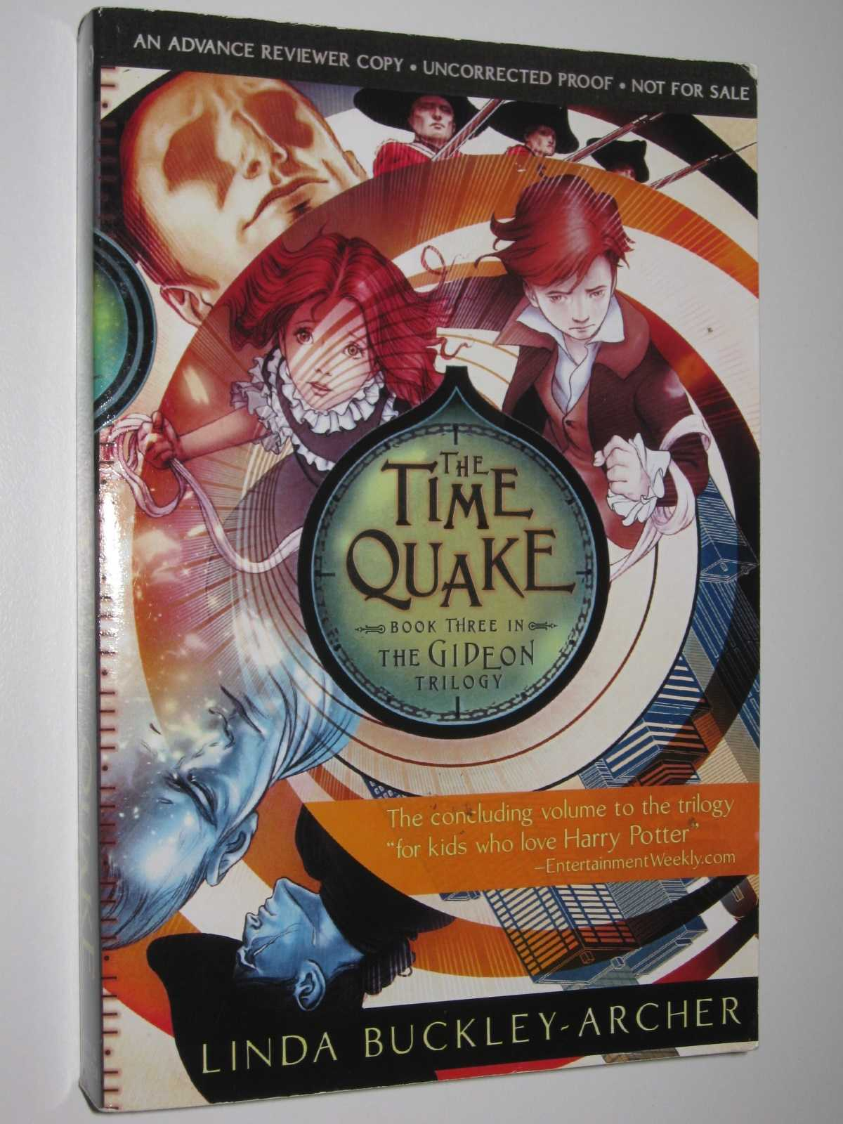Image for The Time Quake - The Enlightenment of Peter Schock Series #3