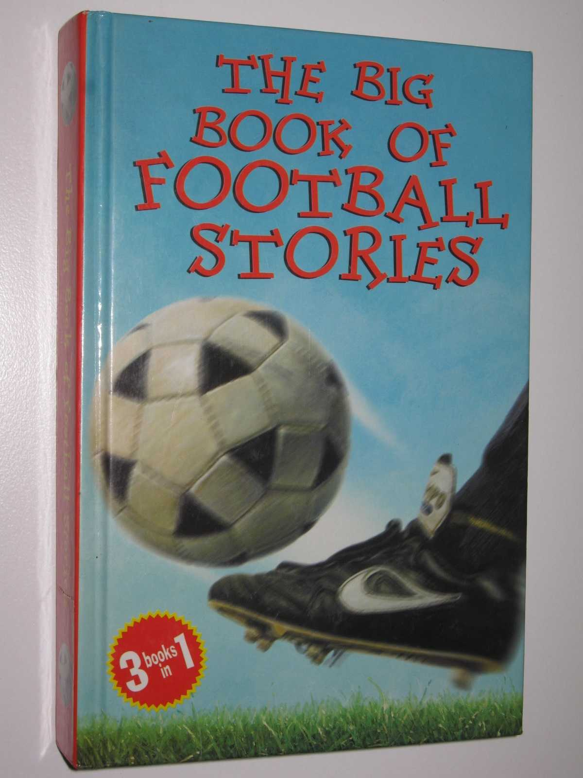 Image for The Big Book of Football Stories