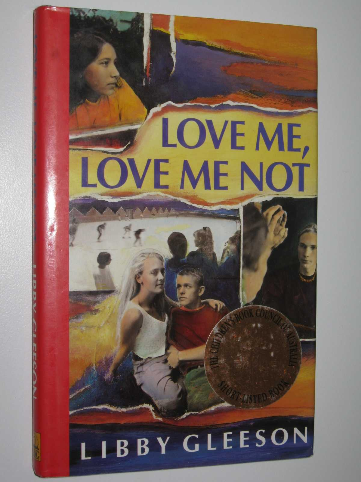Image for Love Me, Love Me Not
