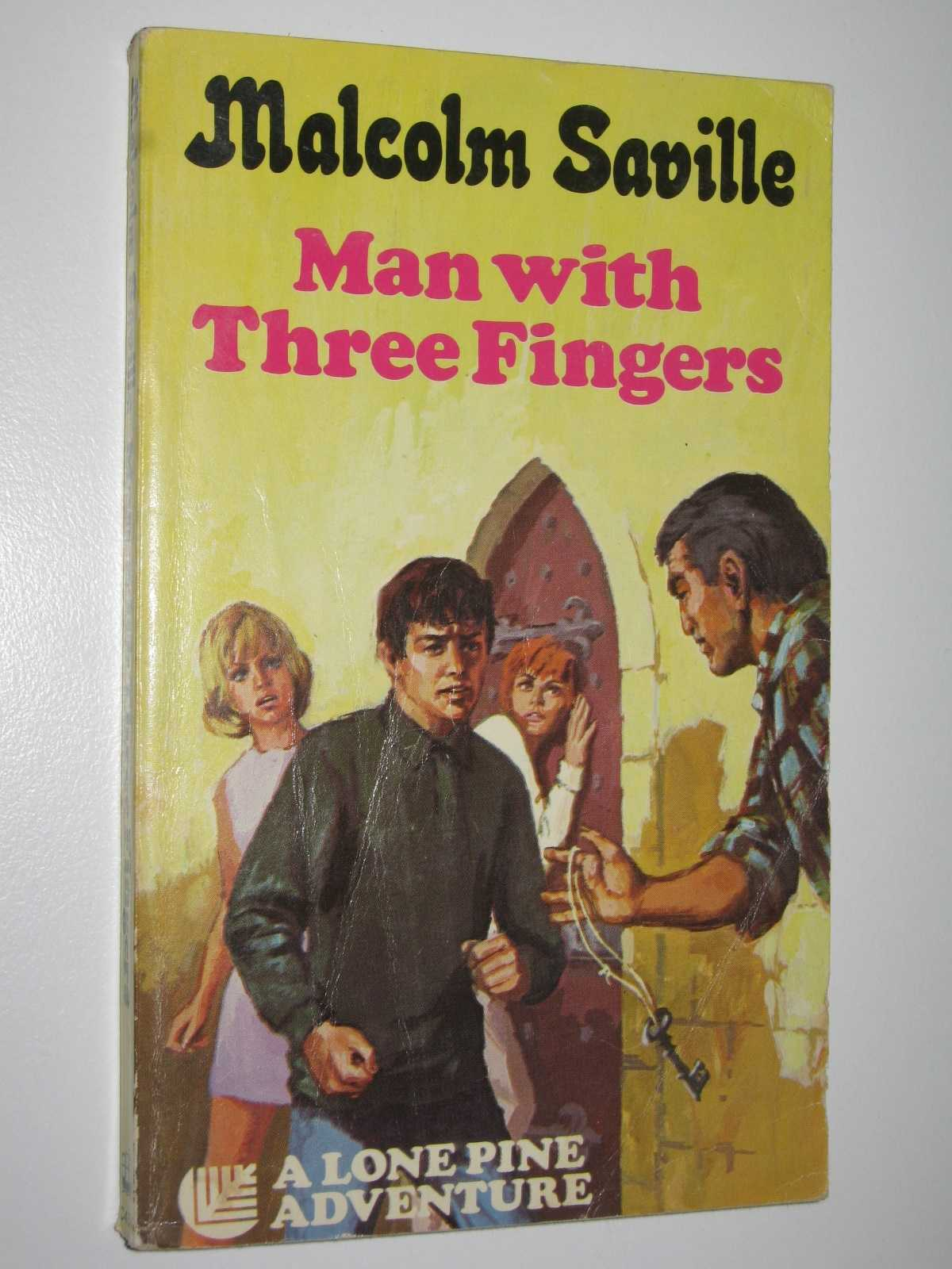 Image for Man with Three Fingers - Lone Pine Series